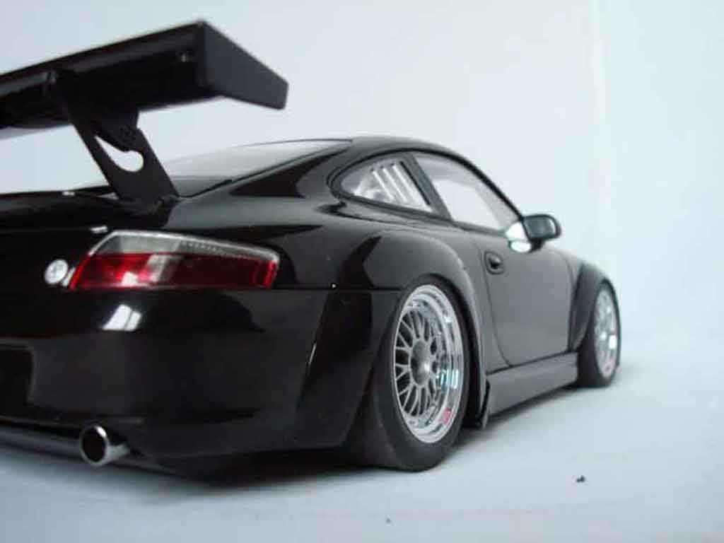 porsche 996 gt3 rsr schwarz minichamps modellauto 1 18 kaufen verkauf modellauto online. Black Bedroom Furniture Sets. Home Design Ideas