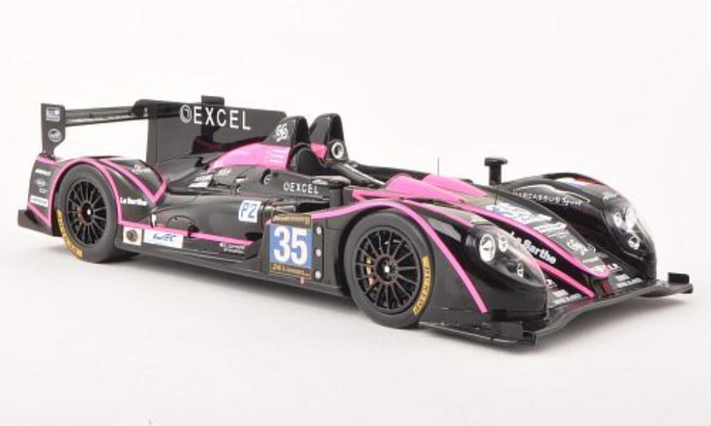 Morgan Nissan 1/18 Spark No.35 OAK Racing 24h Le Mans 2013 /M.Plowman miniature