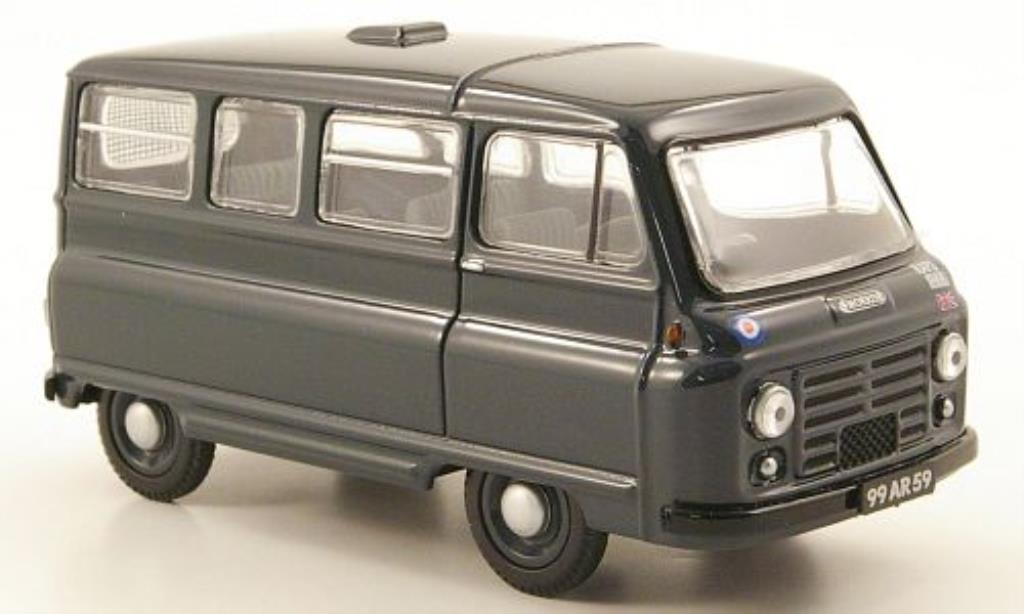 Morris J2 1/43 Oxford Bus RAF miniature