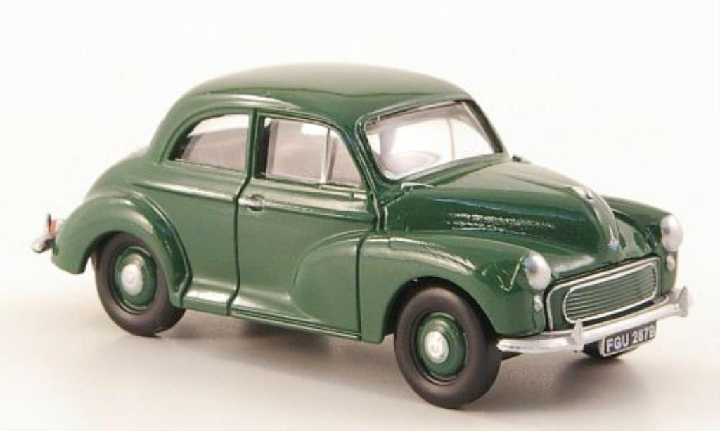 morris minor green mcw diecast model car 1 76 buy sell diecast car on. Black Bedroom Furniture Sets. Home Design Ideas