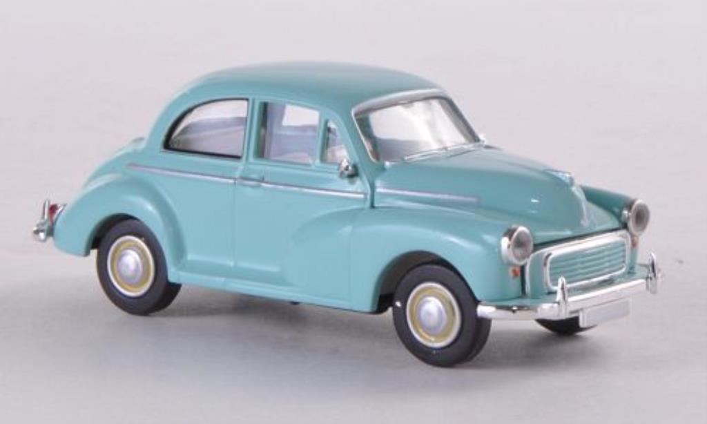 Morris Minor 1/87 Brekina turkis (GB) miniature
