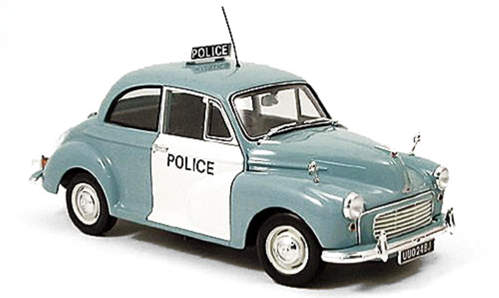 Morris Minor 1/18 Minichamps Police Polizei England 1959 miniature