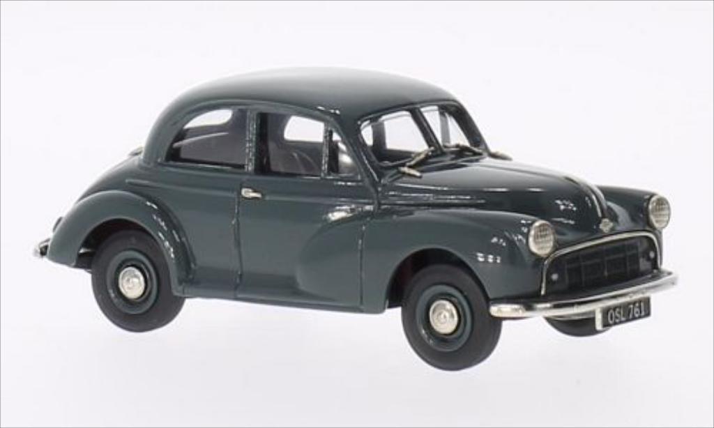 Morris Minor 1/43 Brooklin Series II 2-door grise 1952 miniature