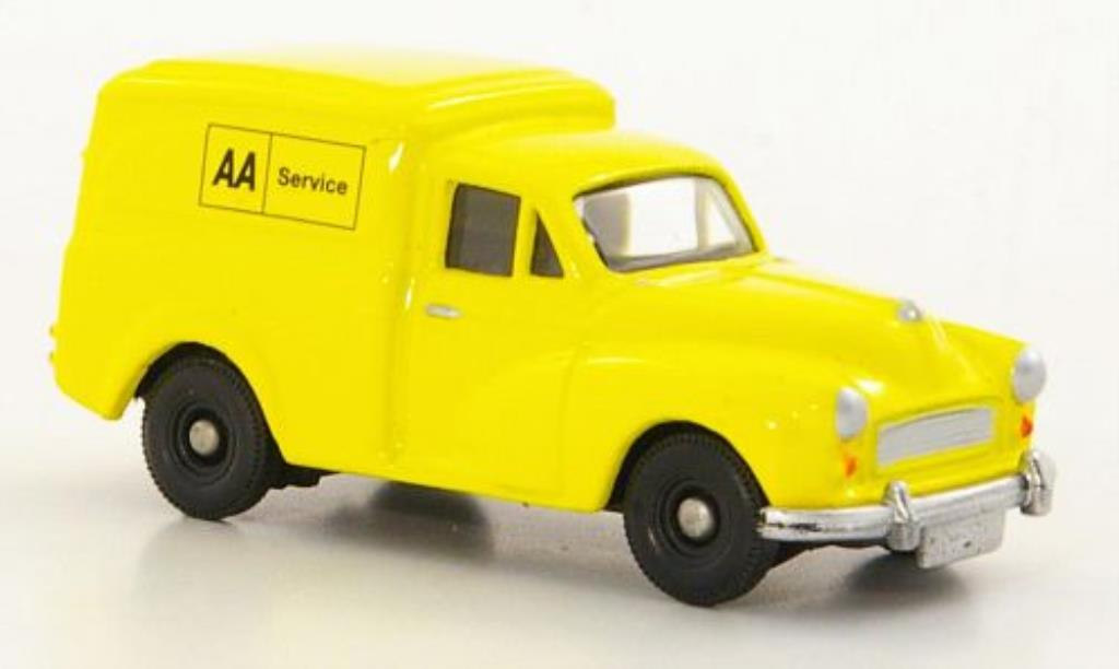 Morris Minor 1/76 Corgi Van AA Service miniature