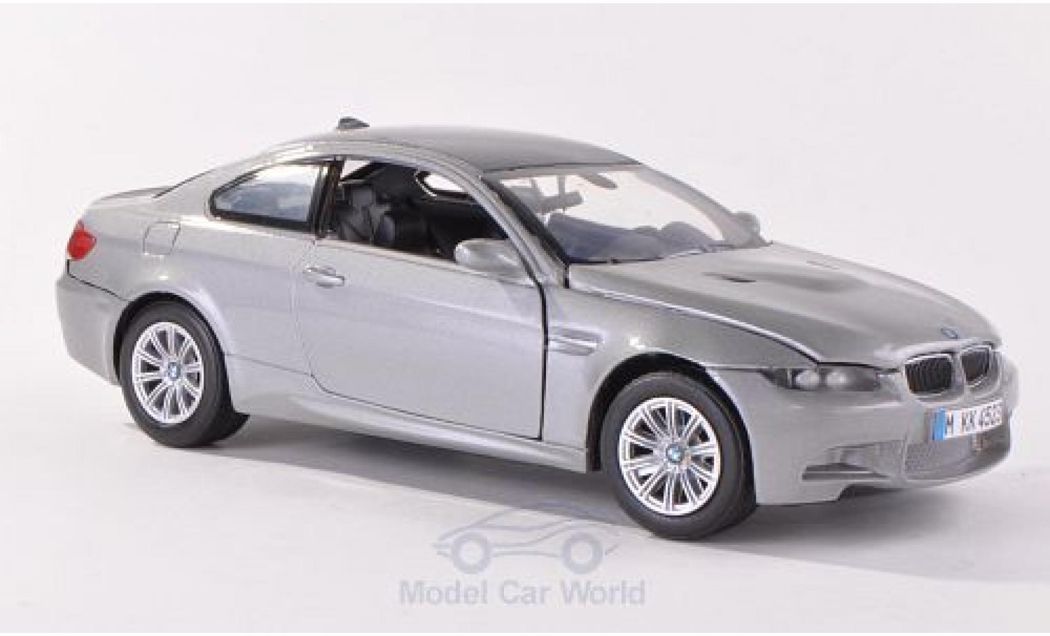 Bmw M3 1/24 Motormax BMW (E92M) metallic-grise/carbon