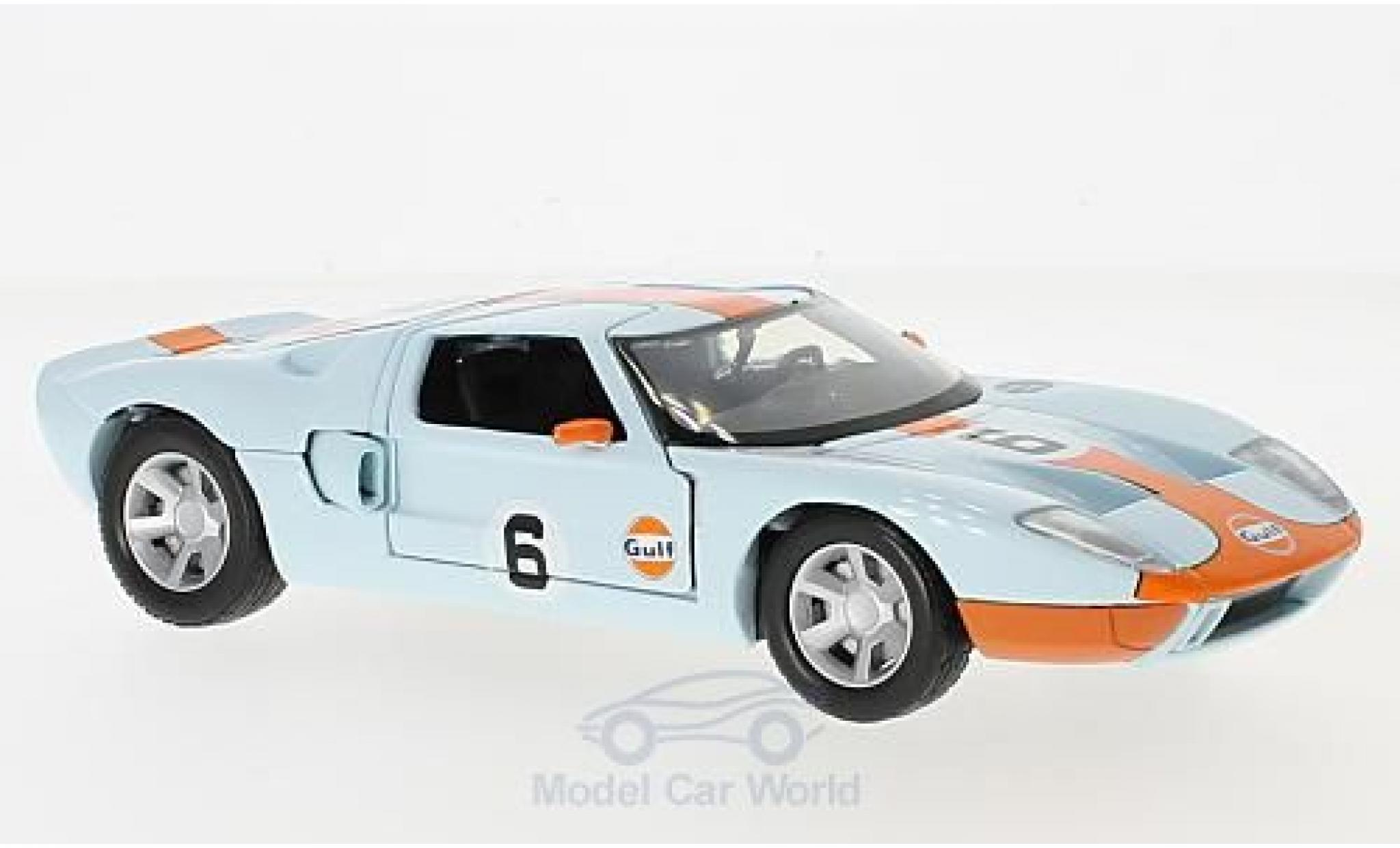 Ford GT 1/24 Motormax Gulf