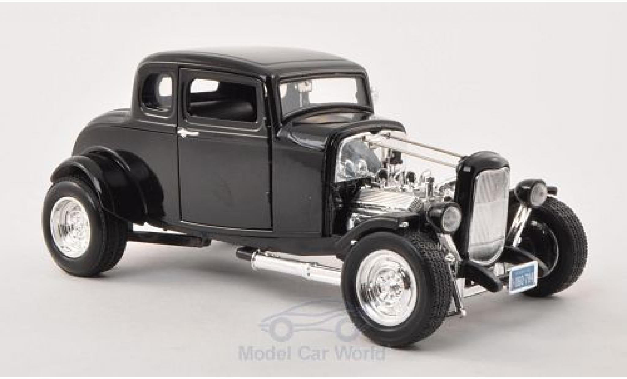 Ford Hot Rod 1/18 Motormax noire 1932