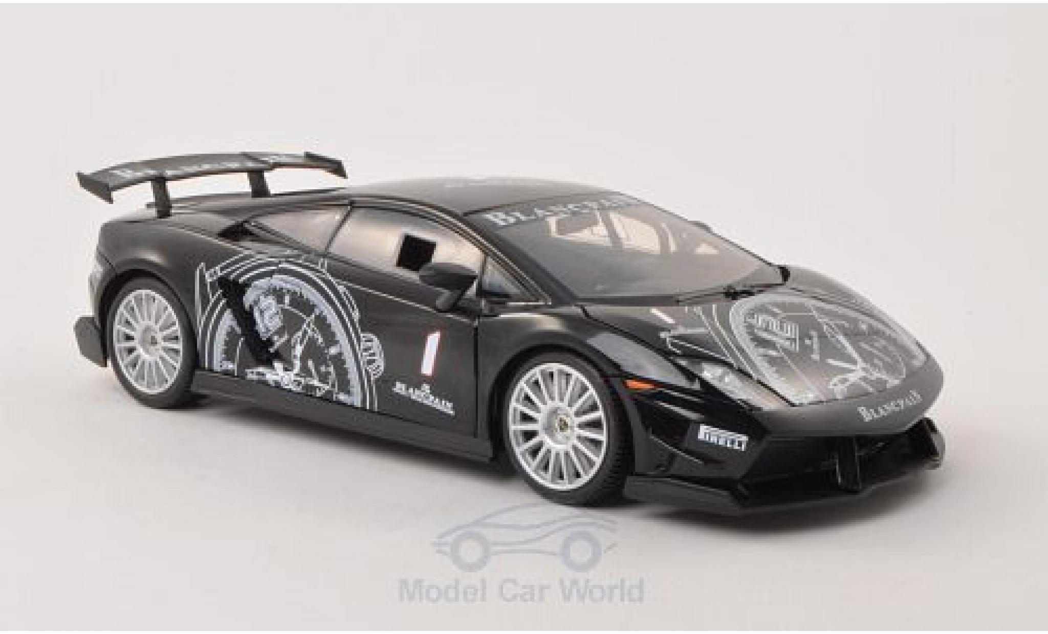 Lamborghini Gallardo 1/18 Motormax LP 560-4 Super Trofeo No.1