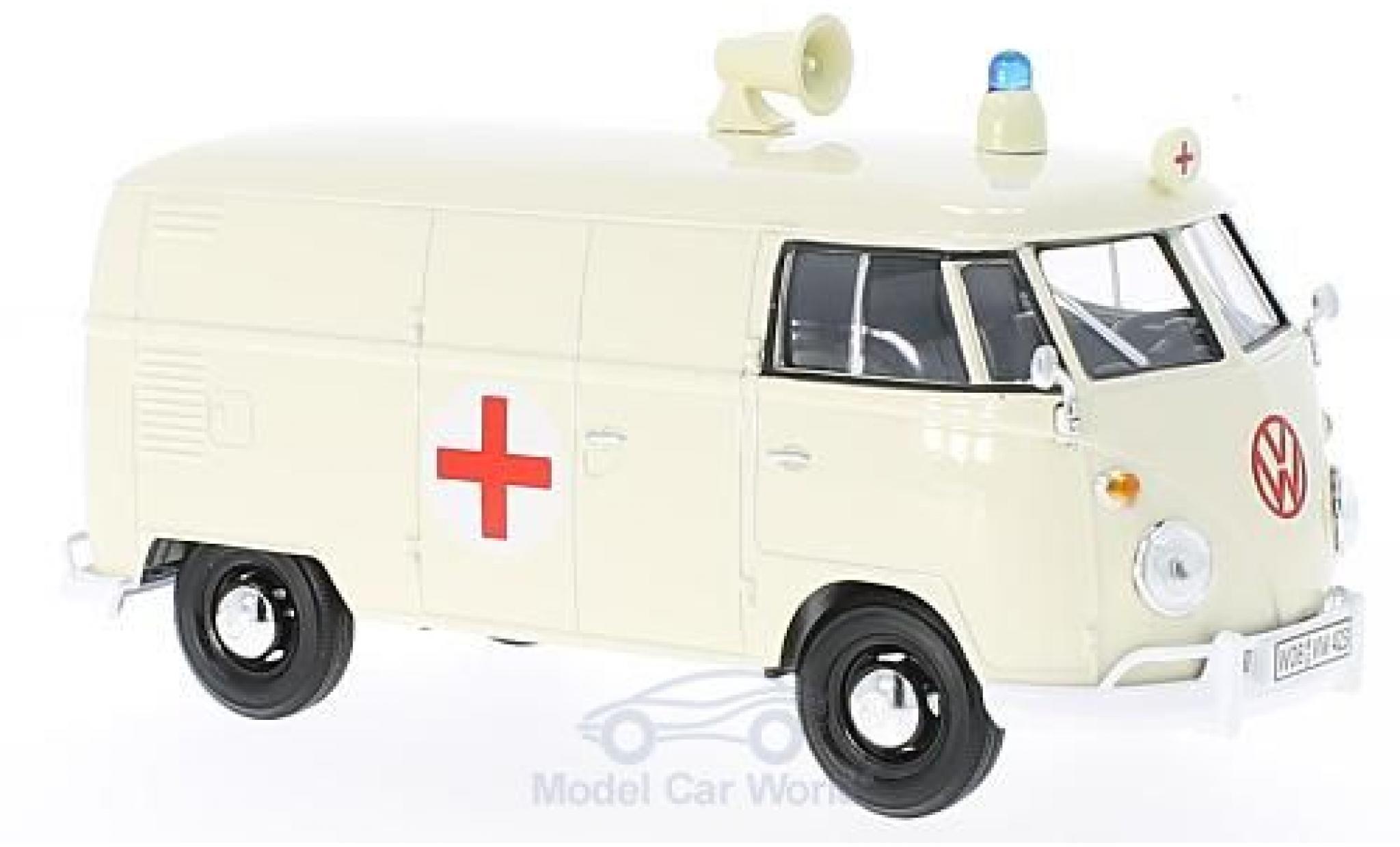 Volkswagen T1 B 1/24 Motormax Ambulance