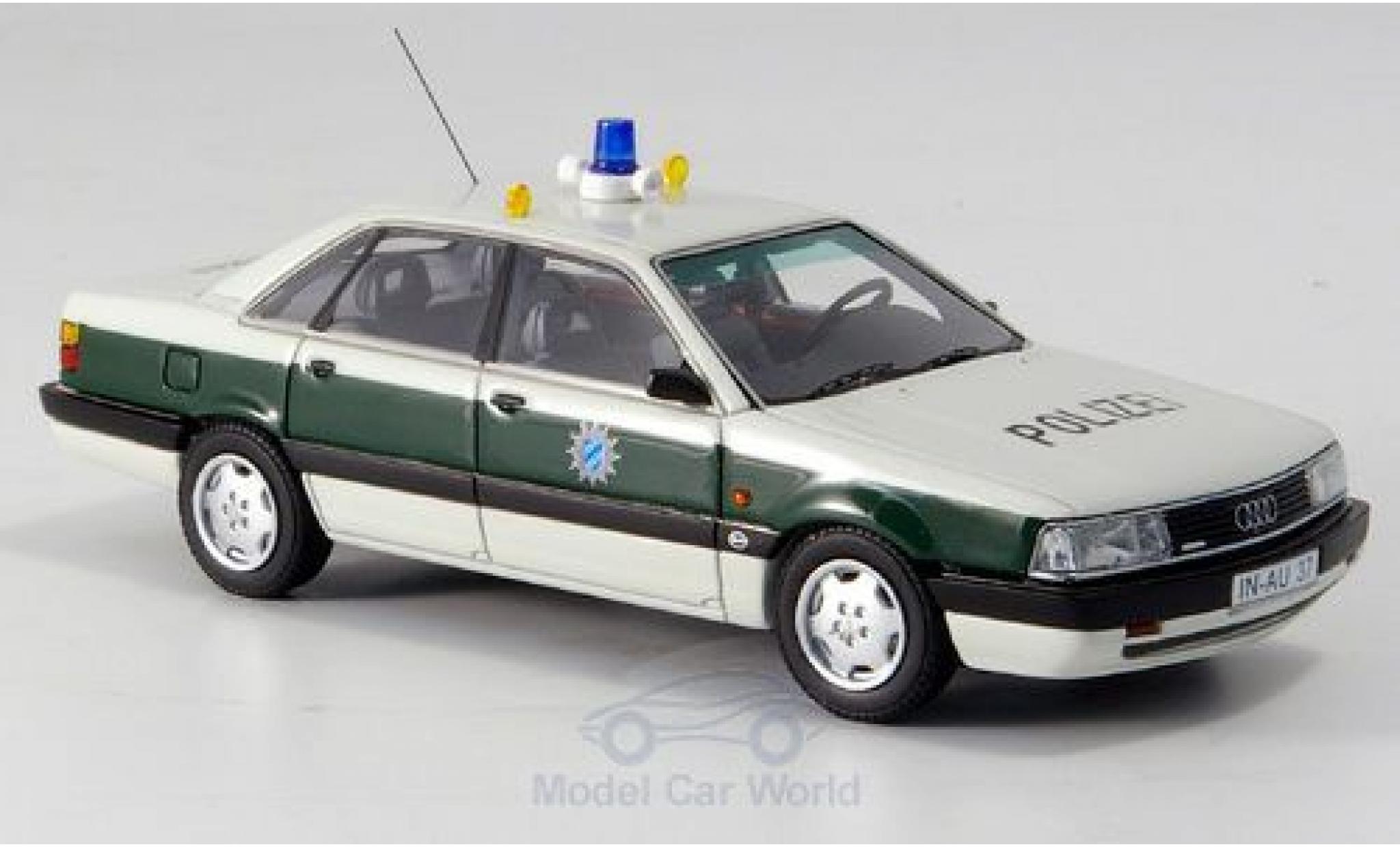Audi 200 quattro 1/43 Neo 20V Polizei Bayern 1990