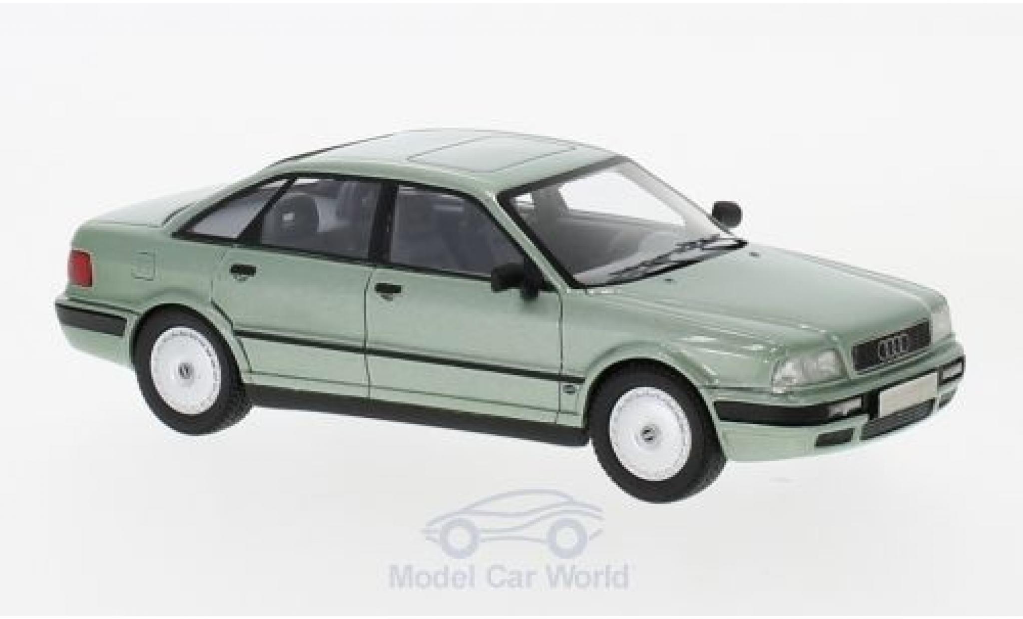 Audi 80 1/43 Neo (B4) metallise verte 1992