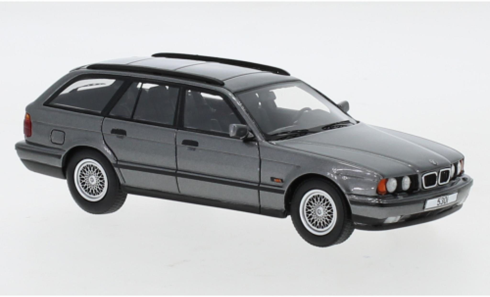 Bmw 530 1/43 Neo i (E34) Touring metallise grey