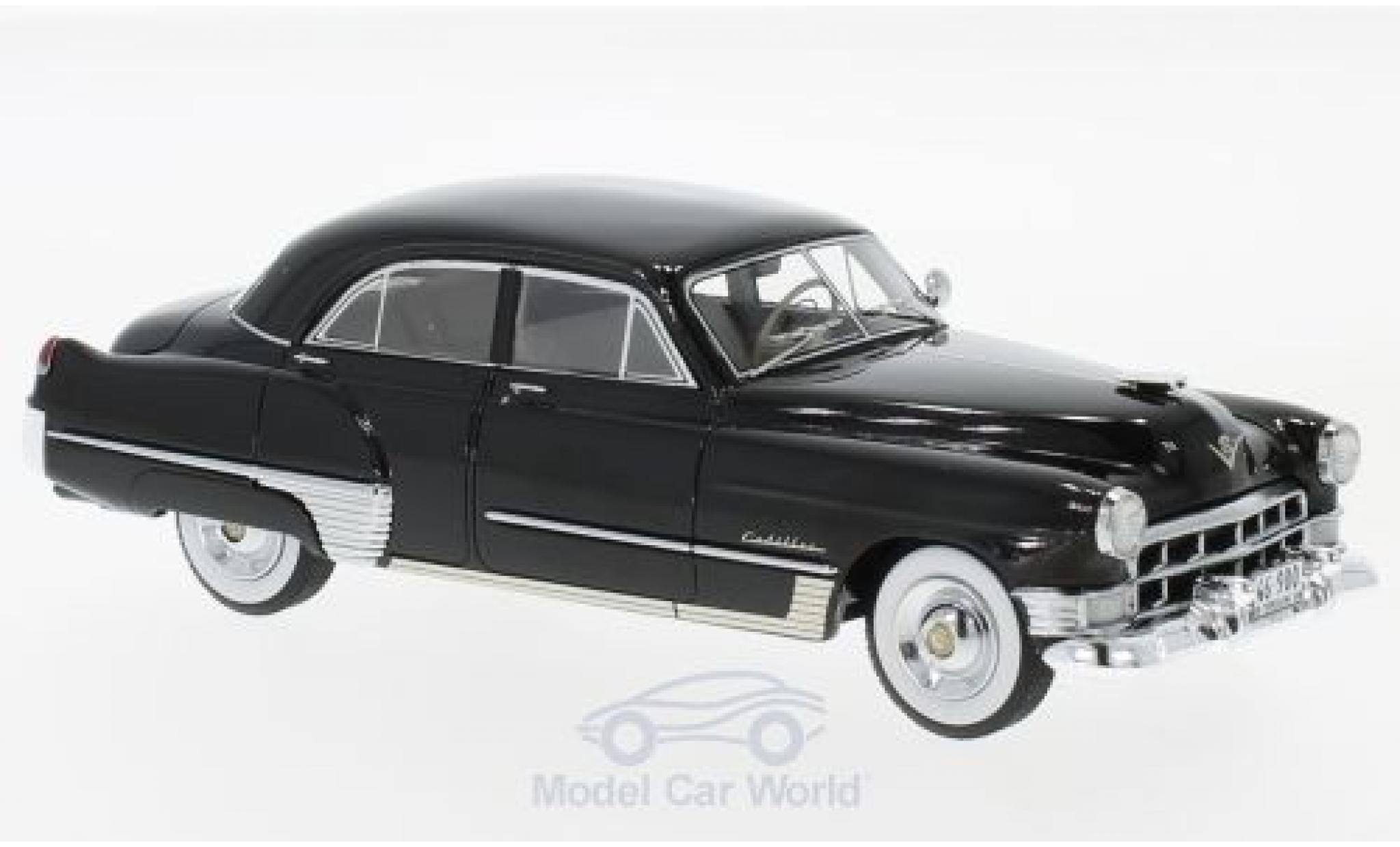 Cadillac Serie 62 Touring Sedan 1949 nero modello di auto 1:43 Neo Scale Models