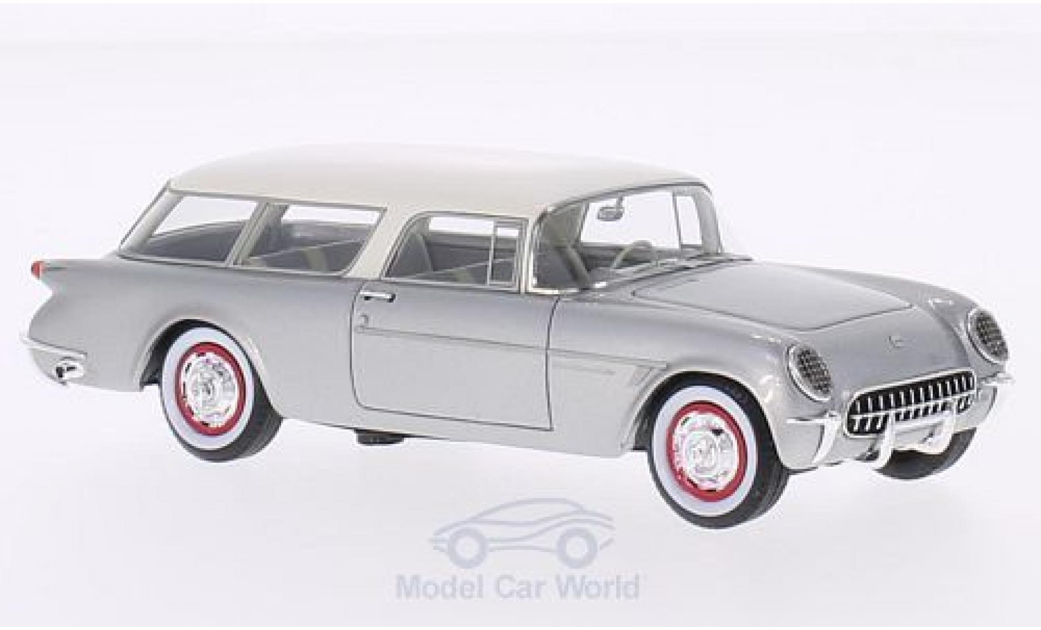 Chevrolet Corvette 1/43 Neo Nomad grey/white 1954