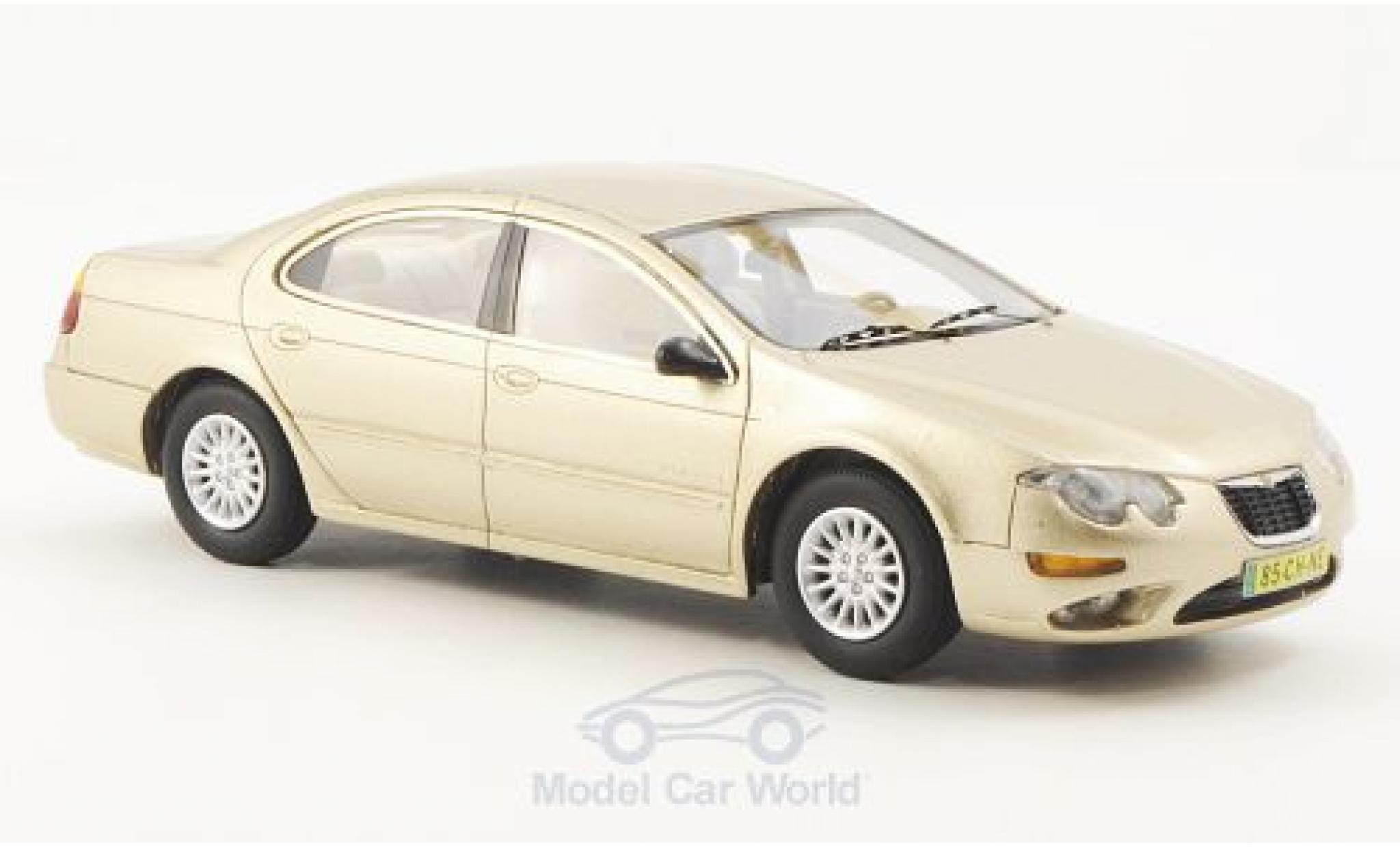 Chrysler 300M 1/43 Neo metallise beige 2002