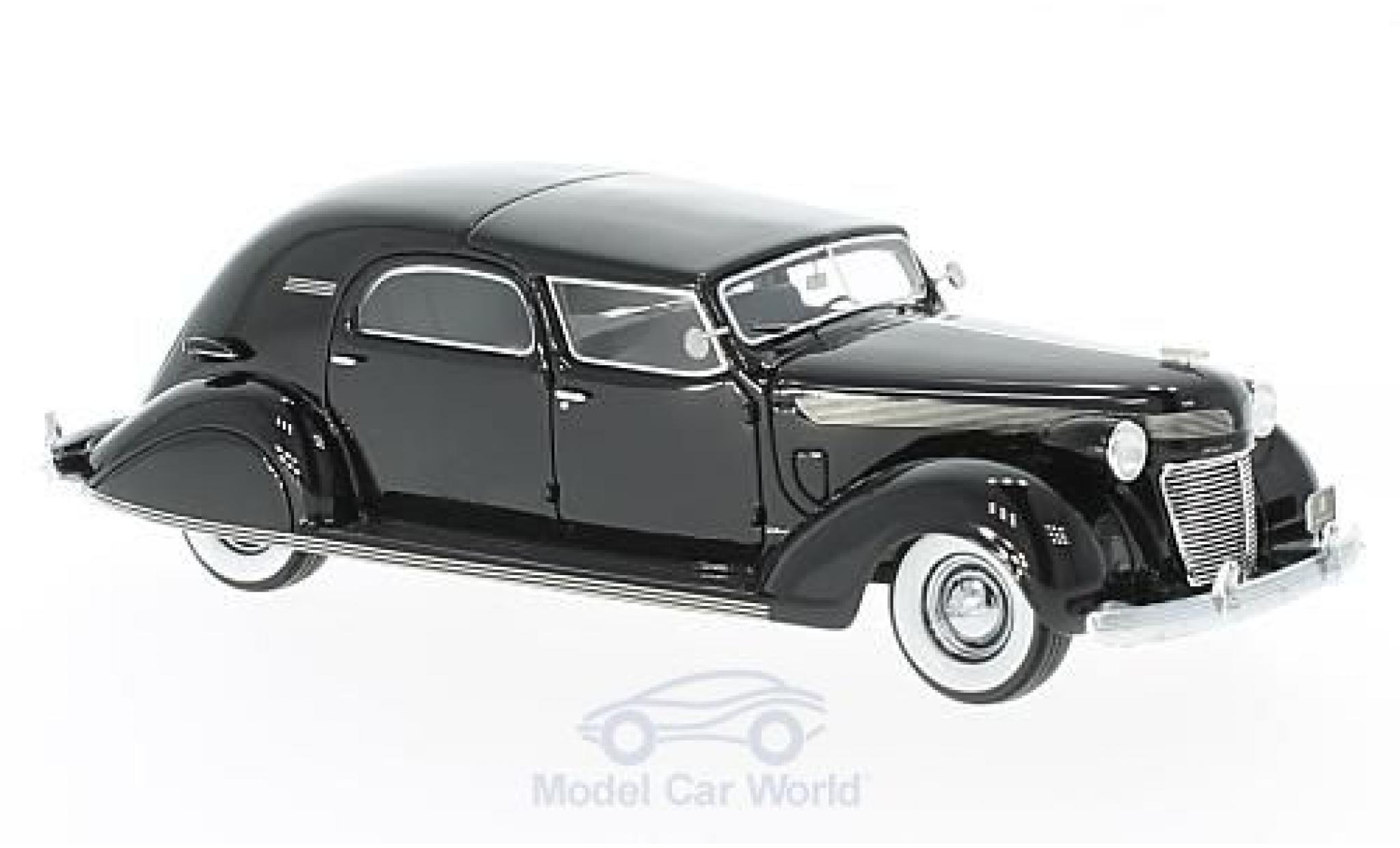 Chrysler Imperial 1/43 Neo C-15 Le Baron Town Car noire 1937