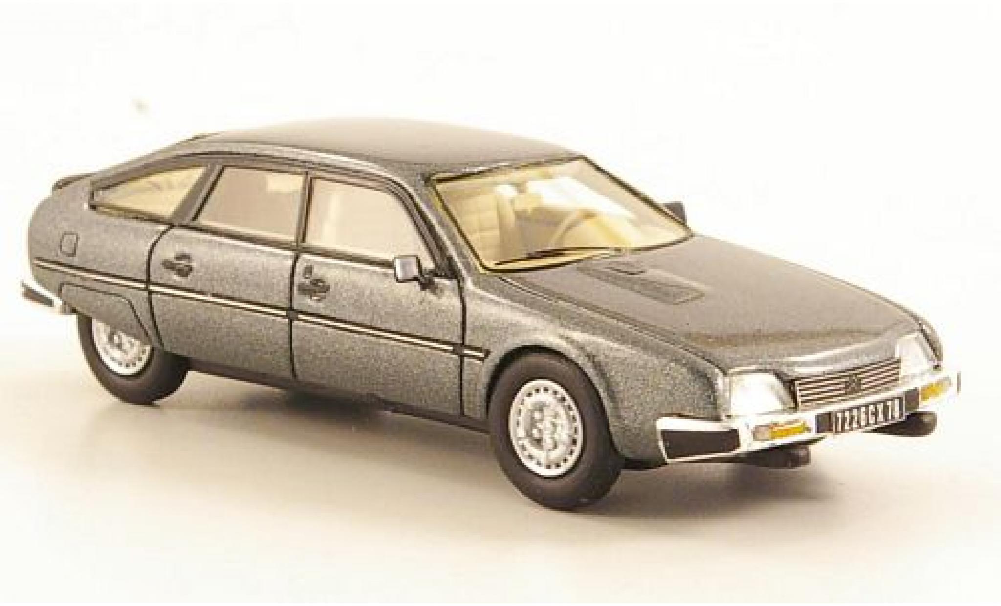 Citroen CX 1/87 Neo GTI metallise grise 1980