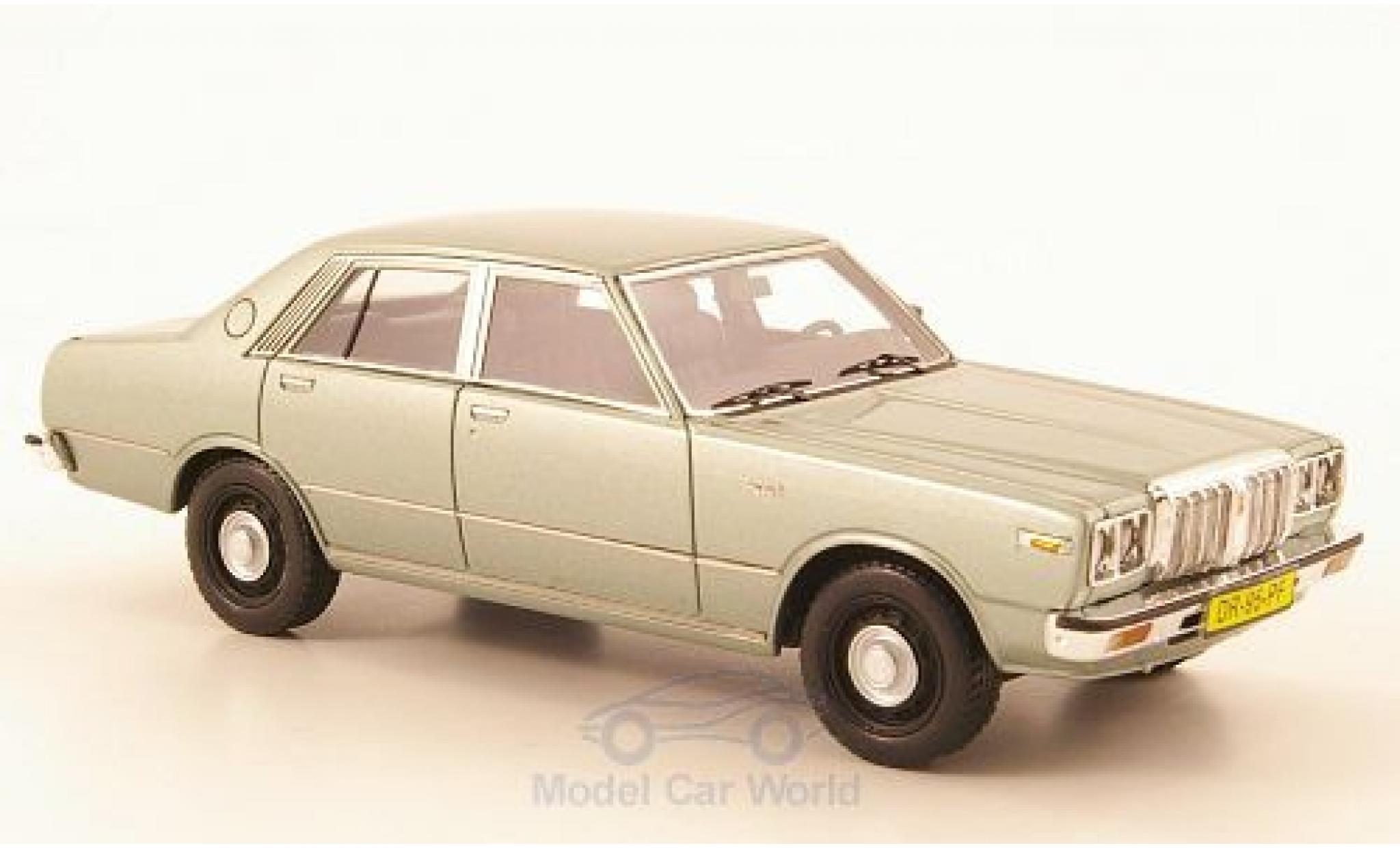 Datsun 200L 1/43 Neo Laurel (C230) metallise grise