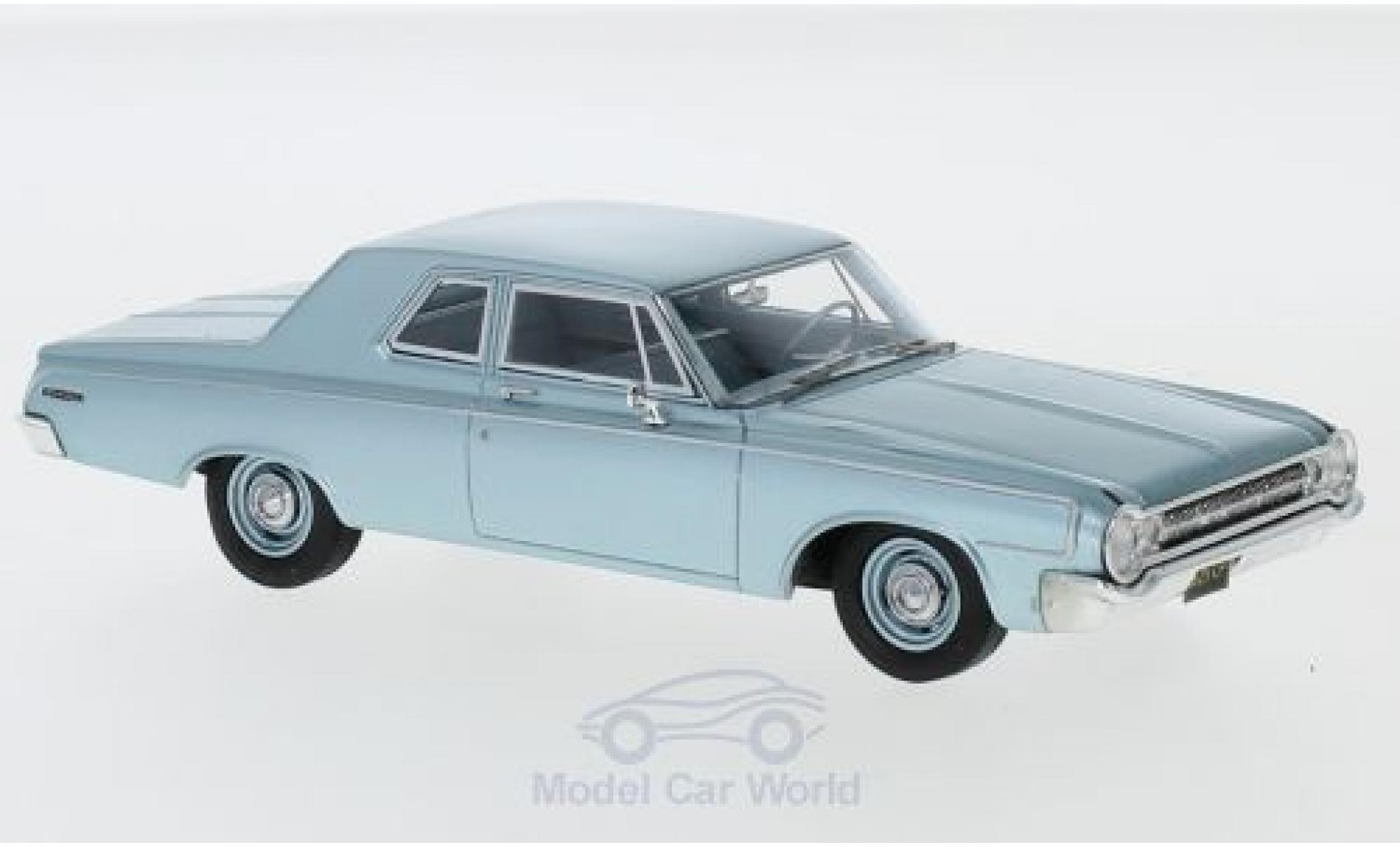 Dodge 330 1/43 Neo Sedan metallise bleue 1964