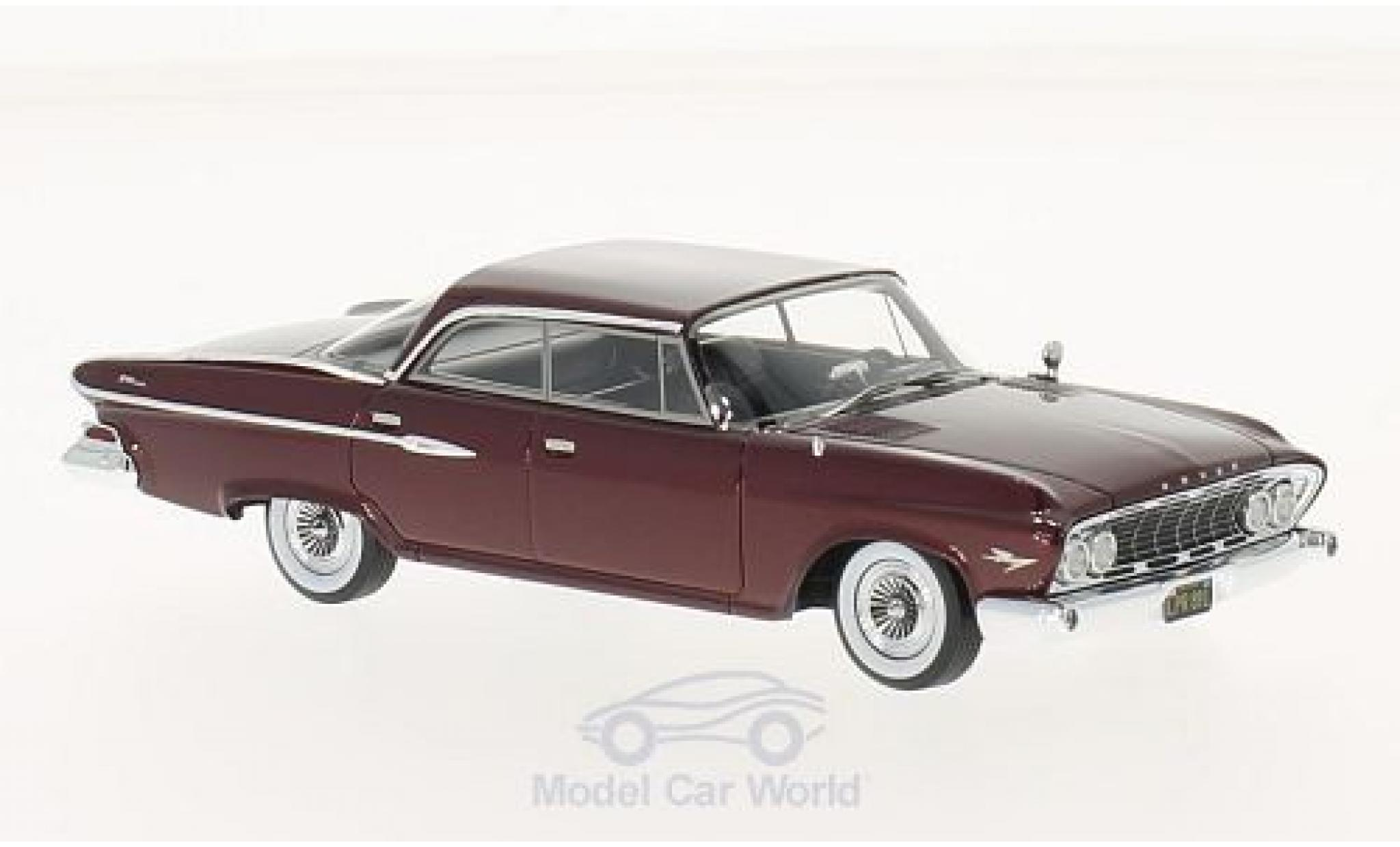 Dodge Dart 1/43 Neo Phoenix metallic red 1961