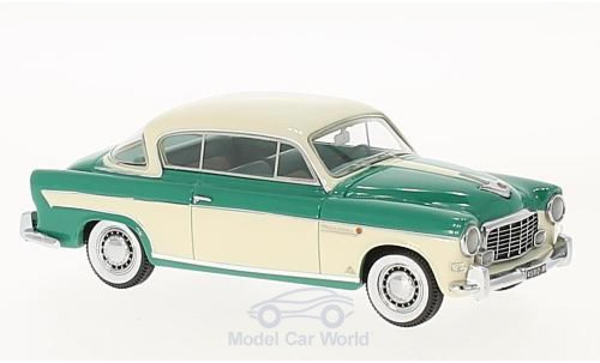 Fiat 1900 1/43 Neo B Gran Luce Coupe beige/green 1957
