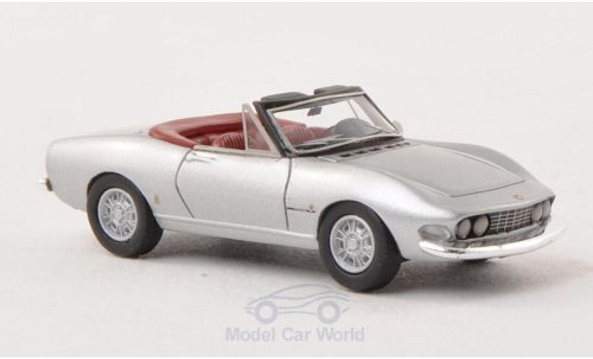 Fiat Dino 1/87 Neo Spider 2000 grigio 1966