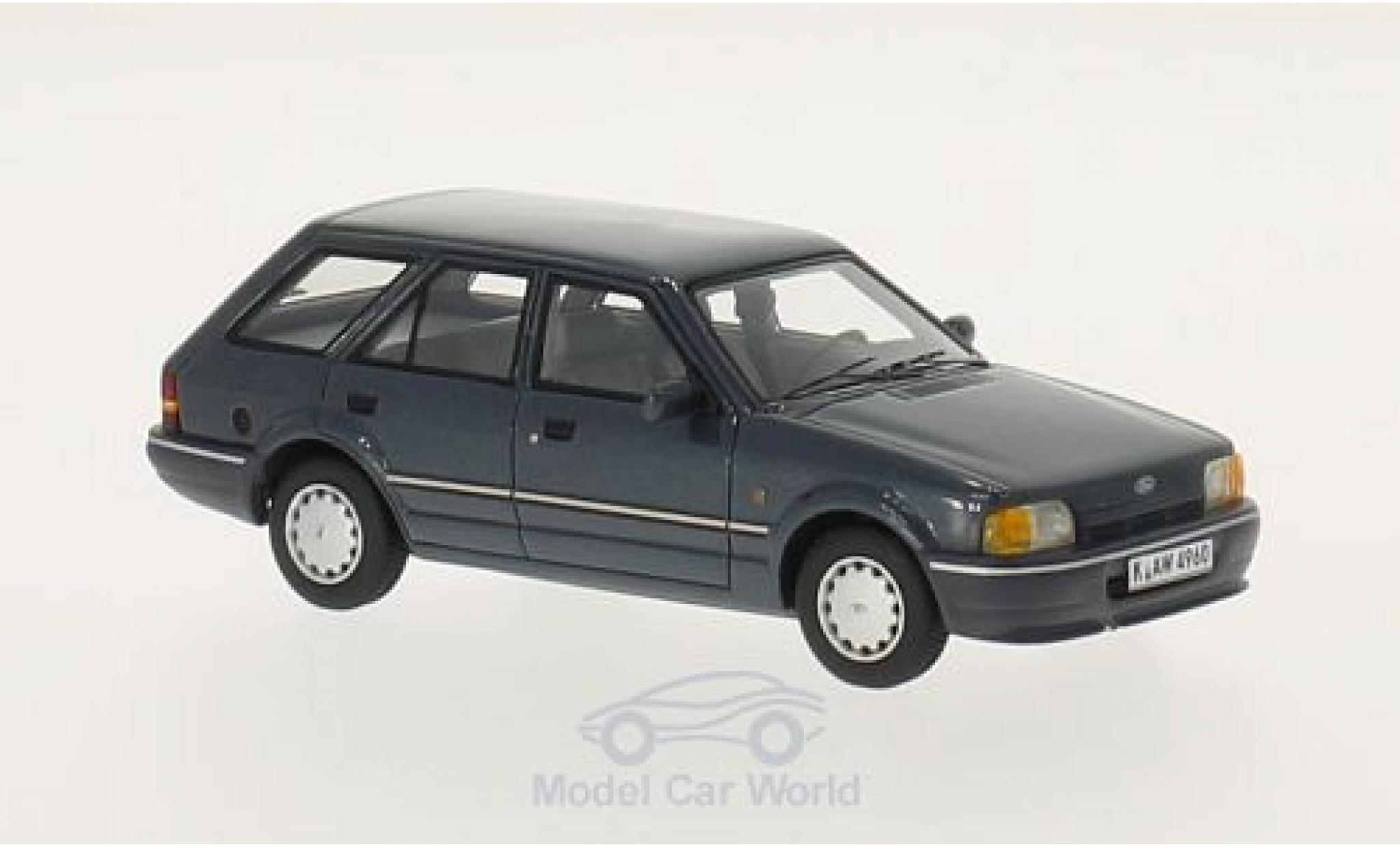 Ford Escort MKI 1/43 Neo V Turnier metallise grise 1986