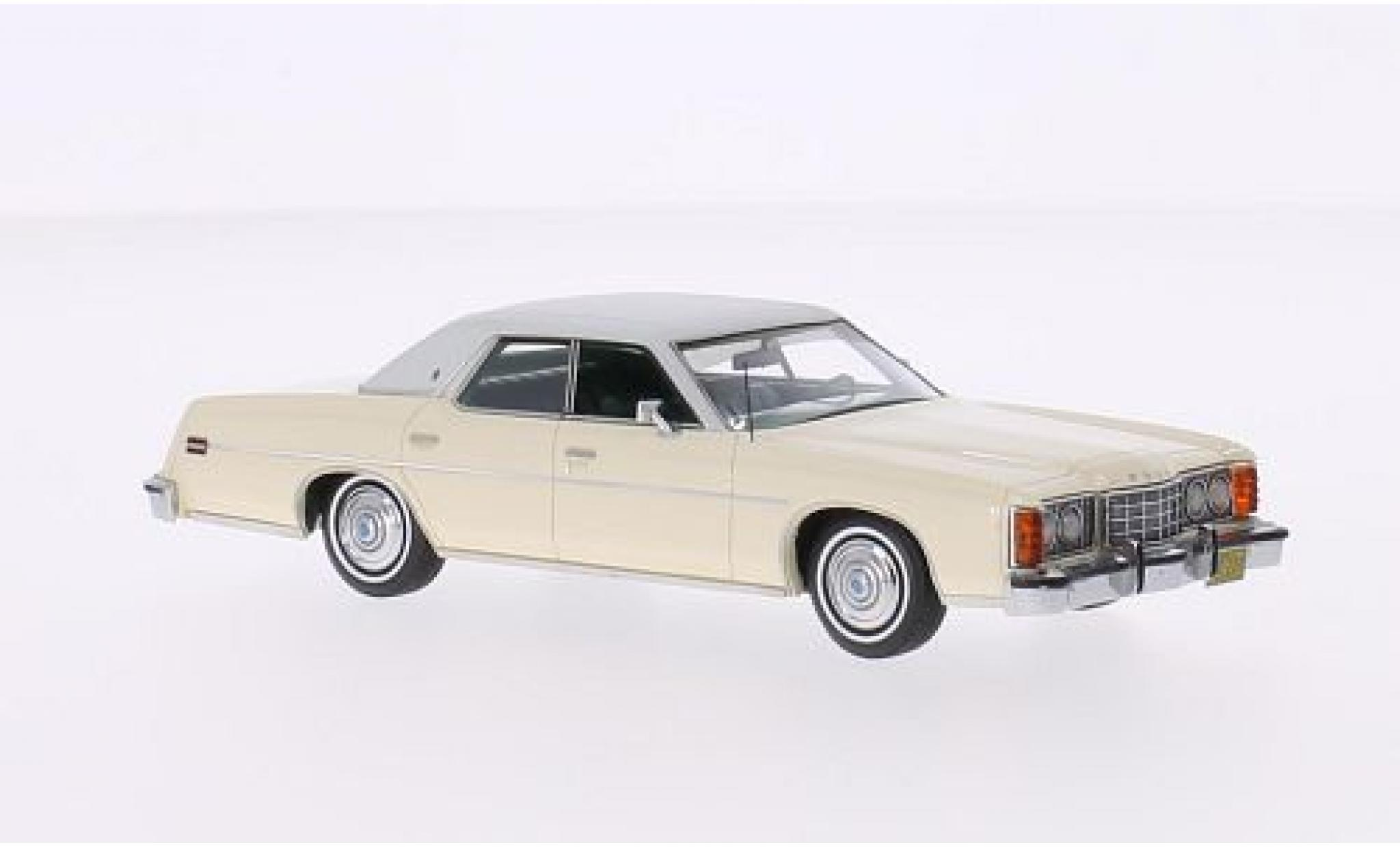 Ford LTD 1/43 Neo beige/matt-grise