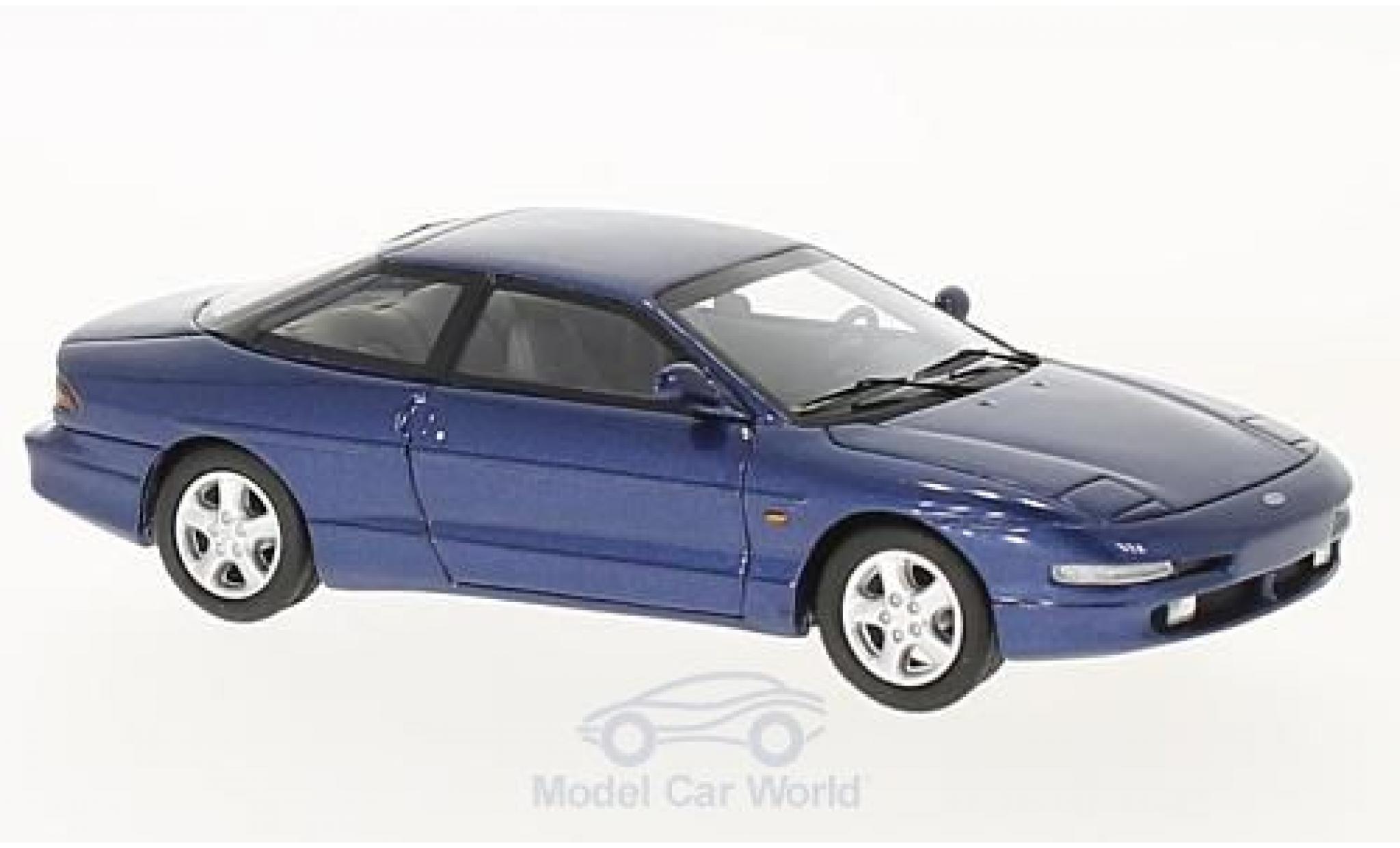 Ford Probe 1/43 Neo II metallise bleue 1993