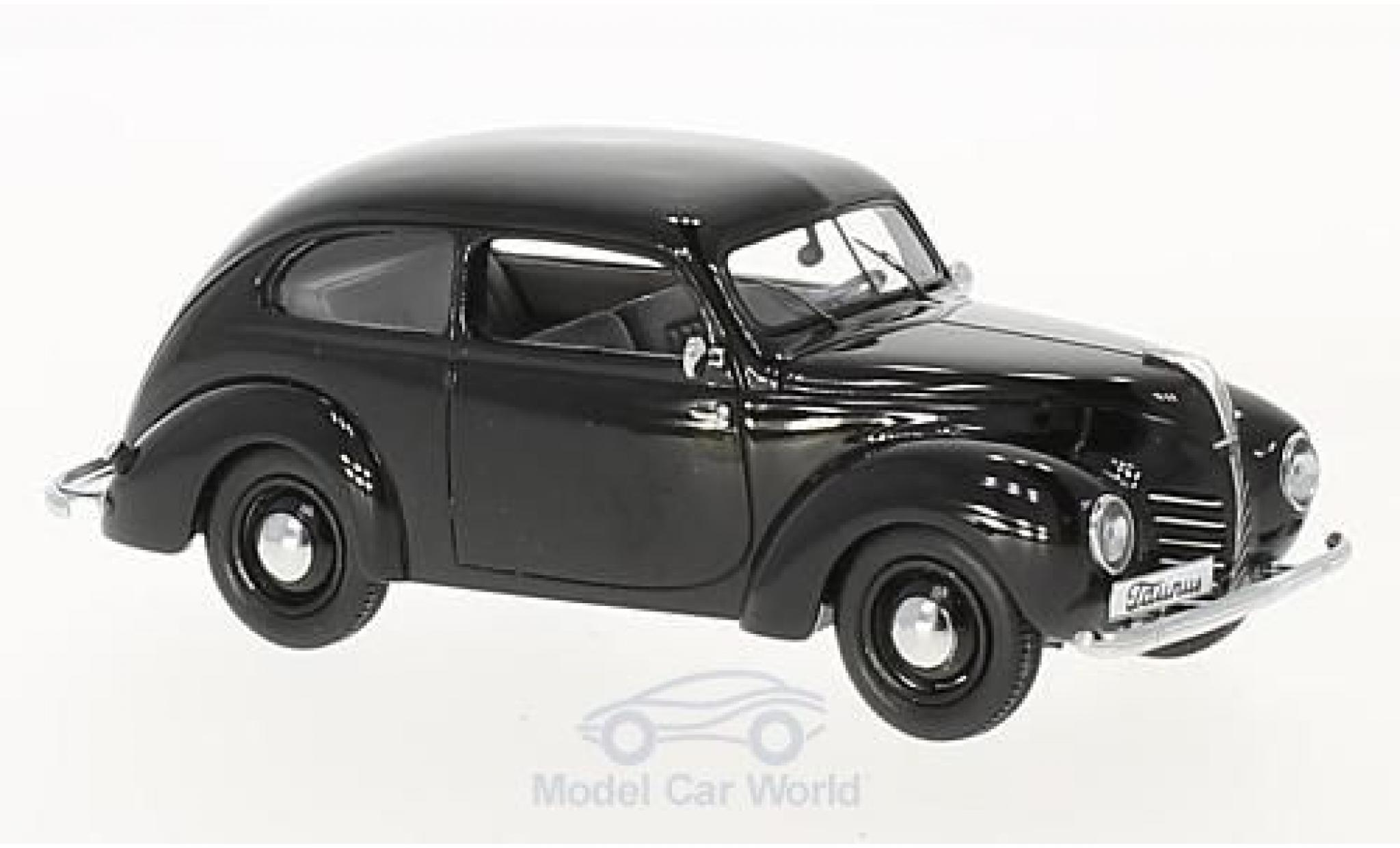 Ford Taunus 1938 1/43 Neo (G93A) noire