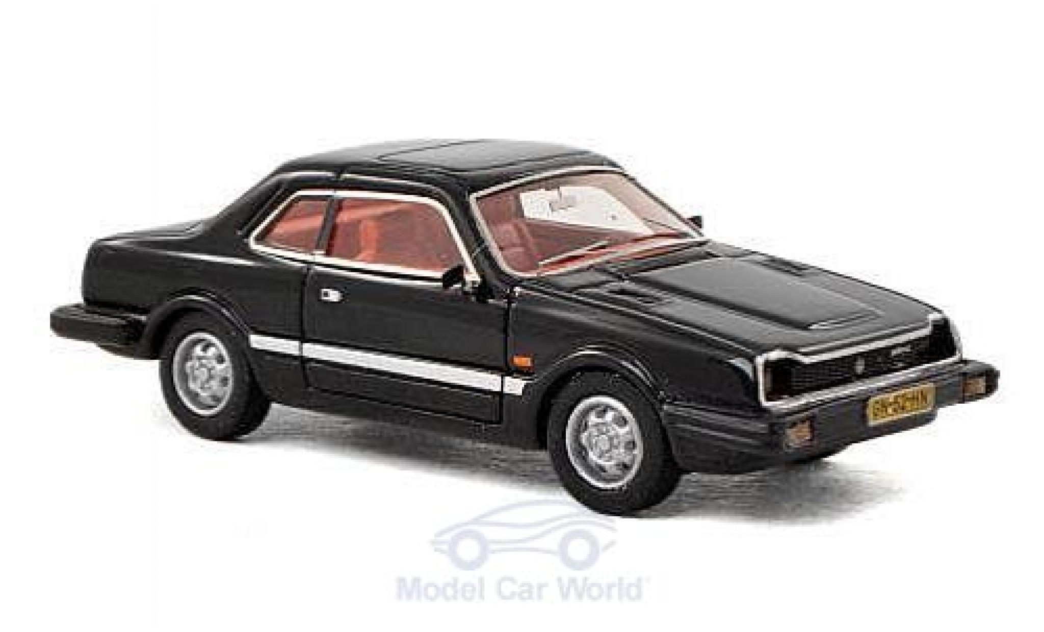 Diecast Honda Prelude 1/87 Neo MK1 Black 1981