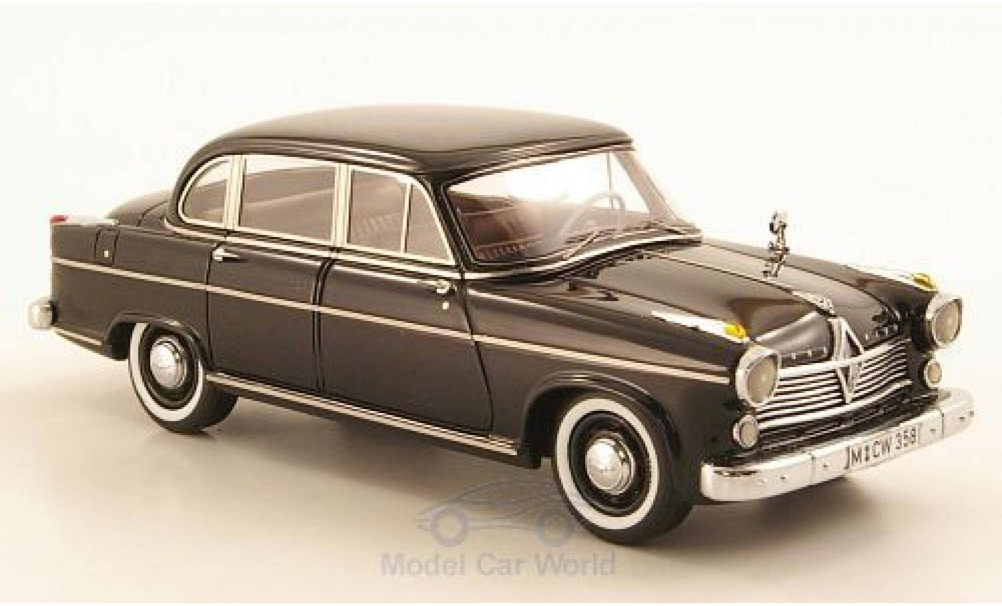 Borgward Hansa 2400 1/43 Neo Limited 300 Pullman noire 1955