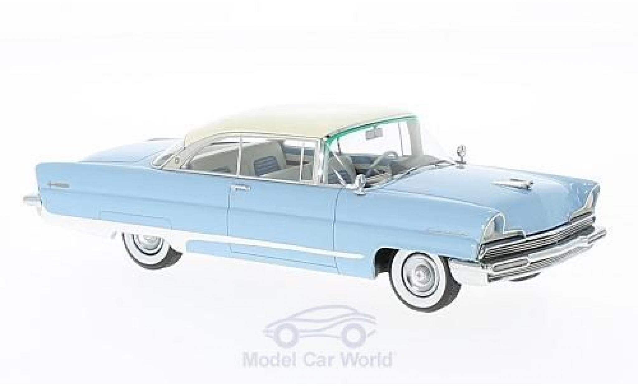 Lincoln Premiere 1/43 Neo Hardtop blu/bianco 1956