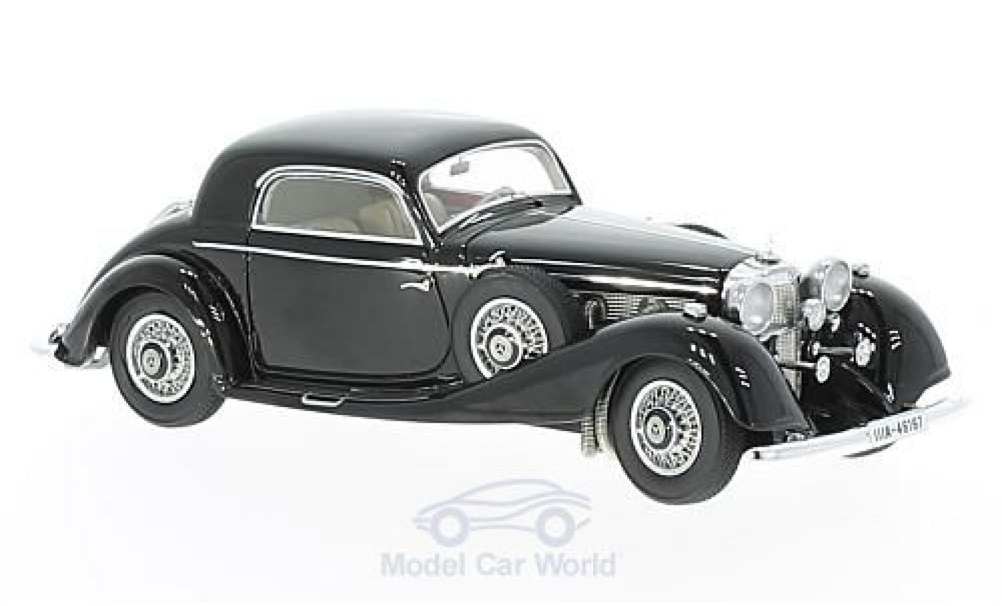 Mercedes 540 1/43 Neo K Sport Coupe noire 1936