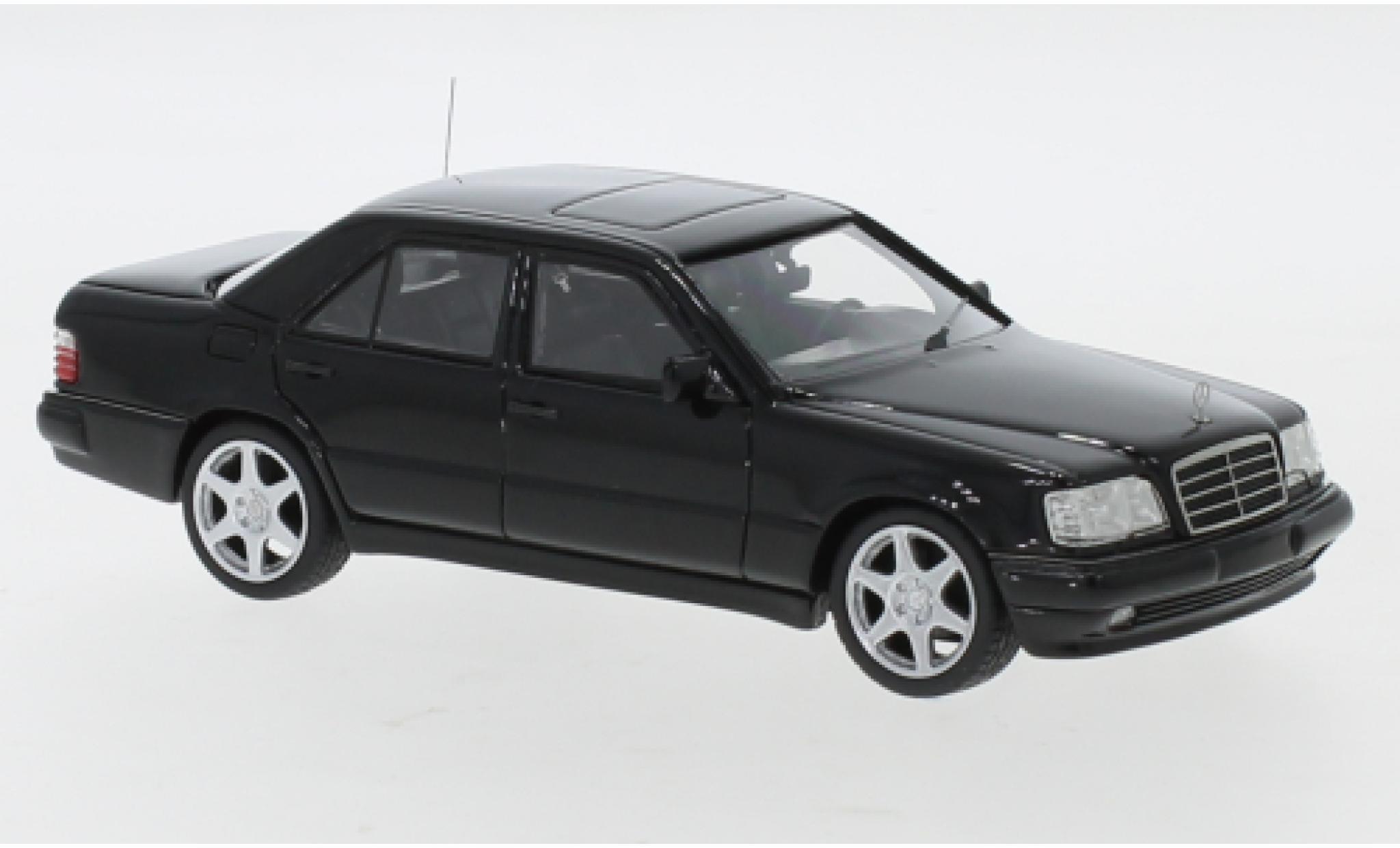 Mercedes Classe E 1/43 Neo E60 (W124) AMG black 1995