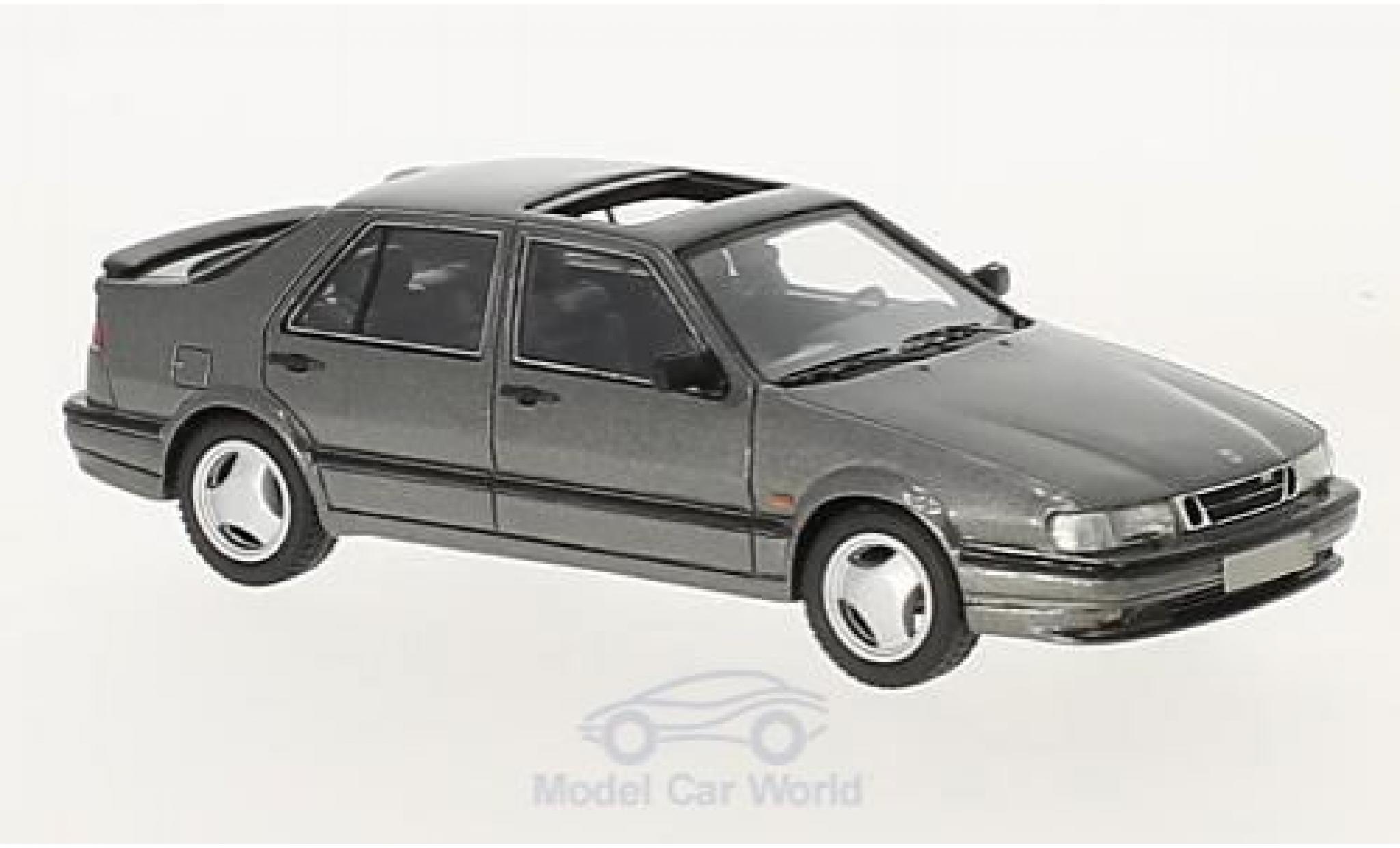 Diecast Saab 9000 Cs 1  43 Neo Cs Metallic