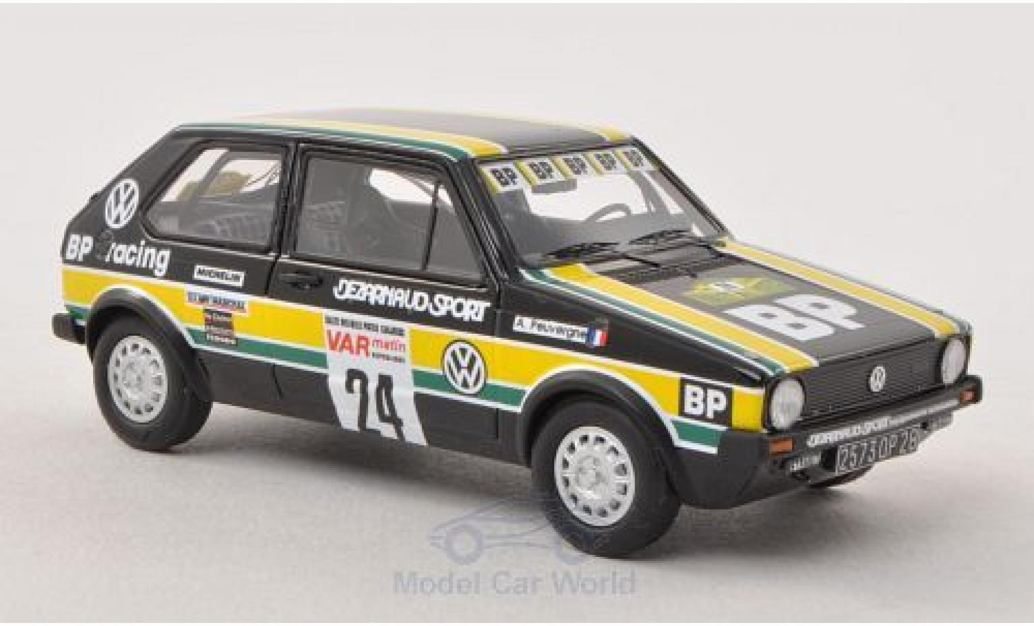 Volkswagen Golf V 1/43 Neo I Gr.1 No.24 BP Racing - Dezarnaud Sport Rallye des 1000 Pistes 1980 /A.Peuvergne