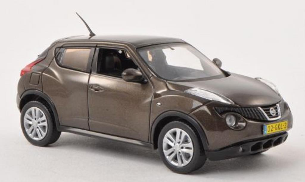 nissan juke braun 2011 mcw diecast model car 1 43 buy
