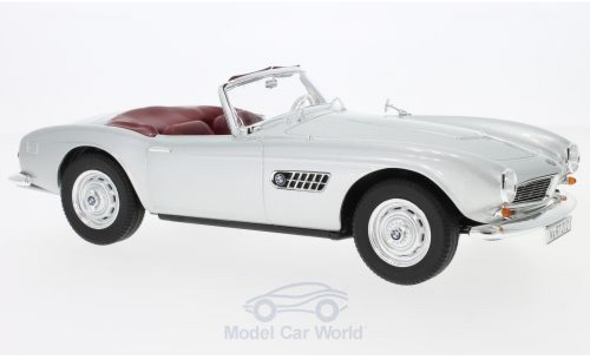 Bmw 507 1/18 Norev BMW grey 1956