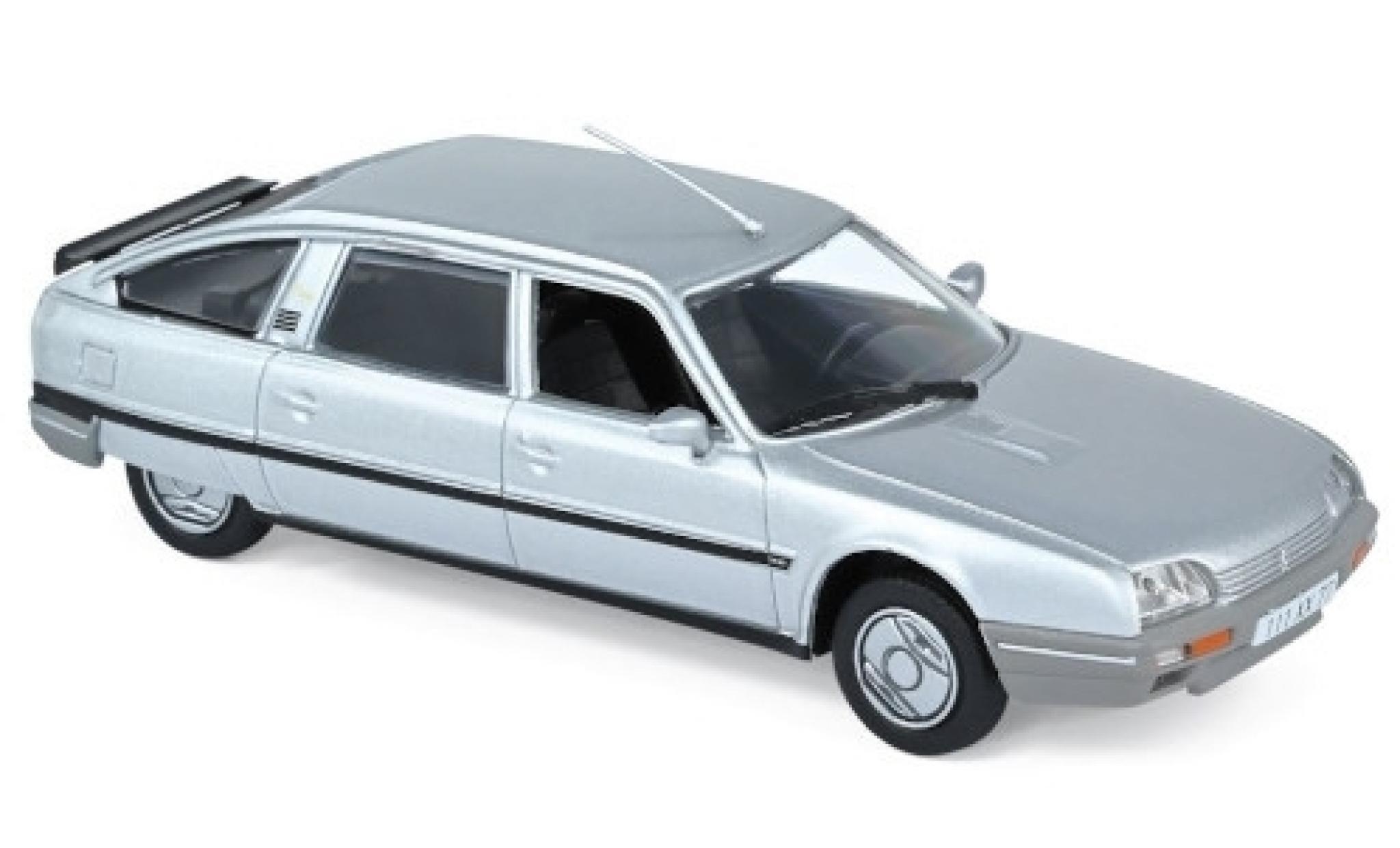 Citroen CX 1/43 Norev Turbo 2 Prestige grise 1986
