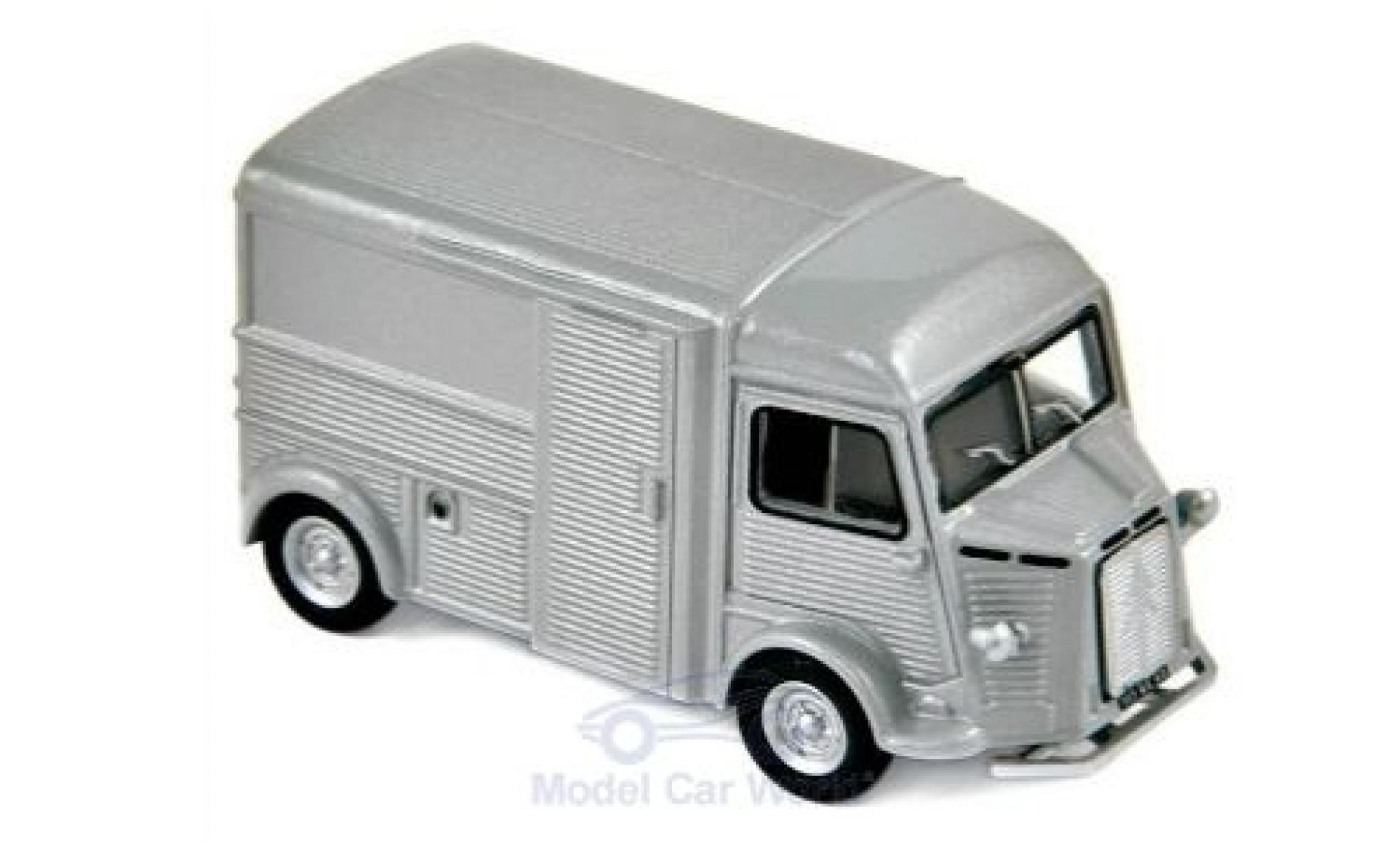 Citroen Type H 1/87 Norev grise 1960
