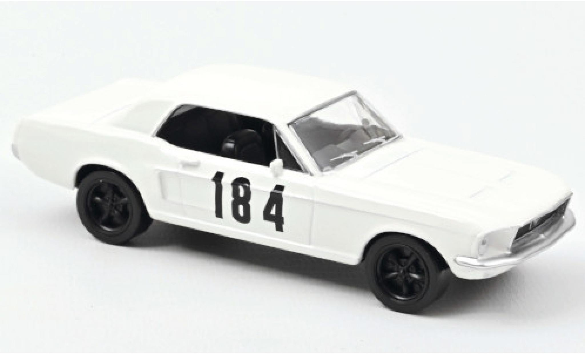 Ford Mustang 1/43 Norev No.184 1968