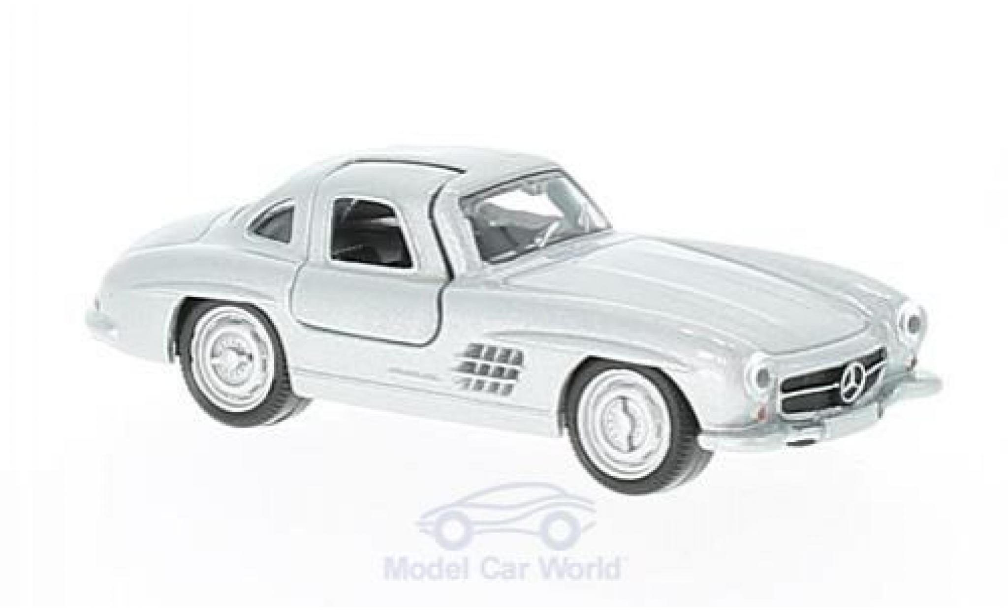 Mercedes 300 SL 1/64 Norev grise 1955