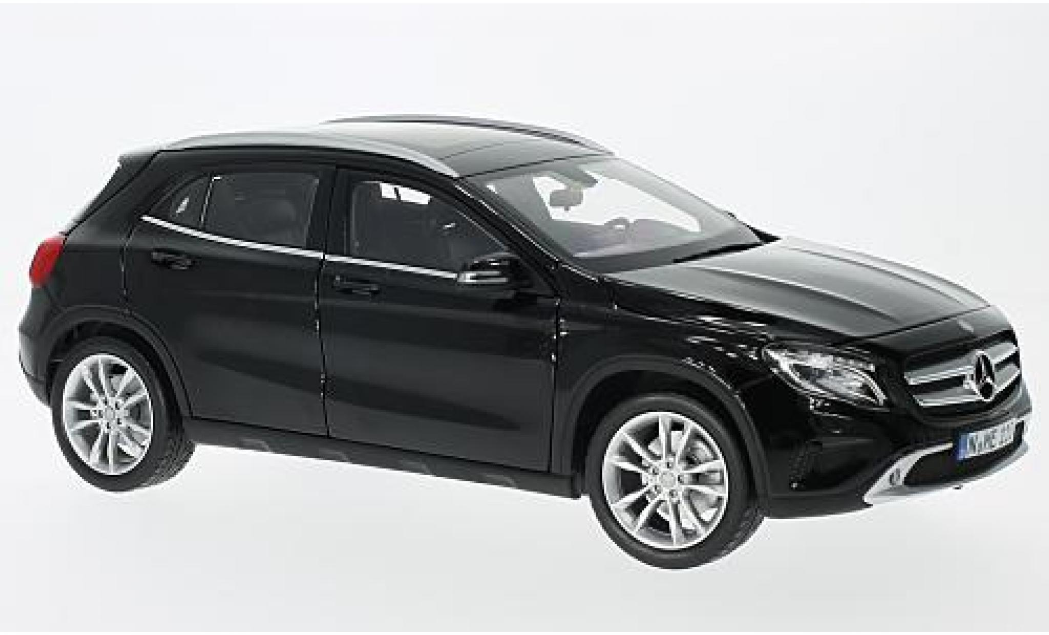 Mercedes Classe GLC 1/18 Norev GLClasse A noire 2014