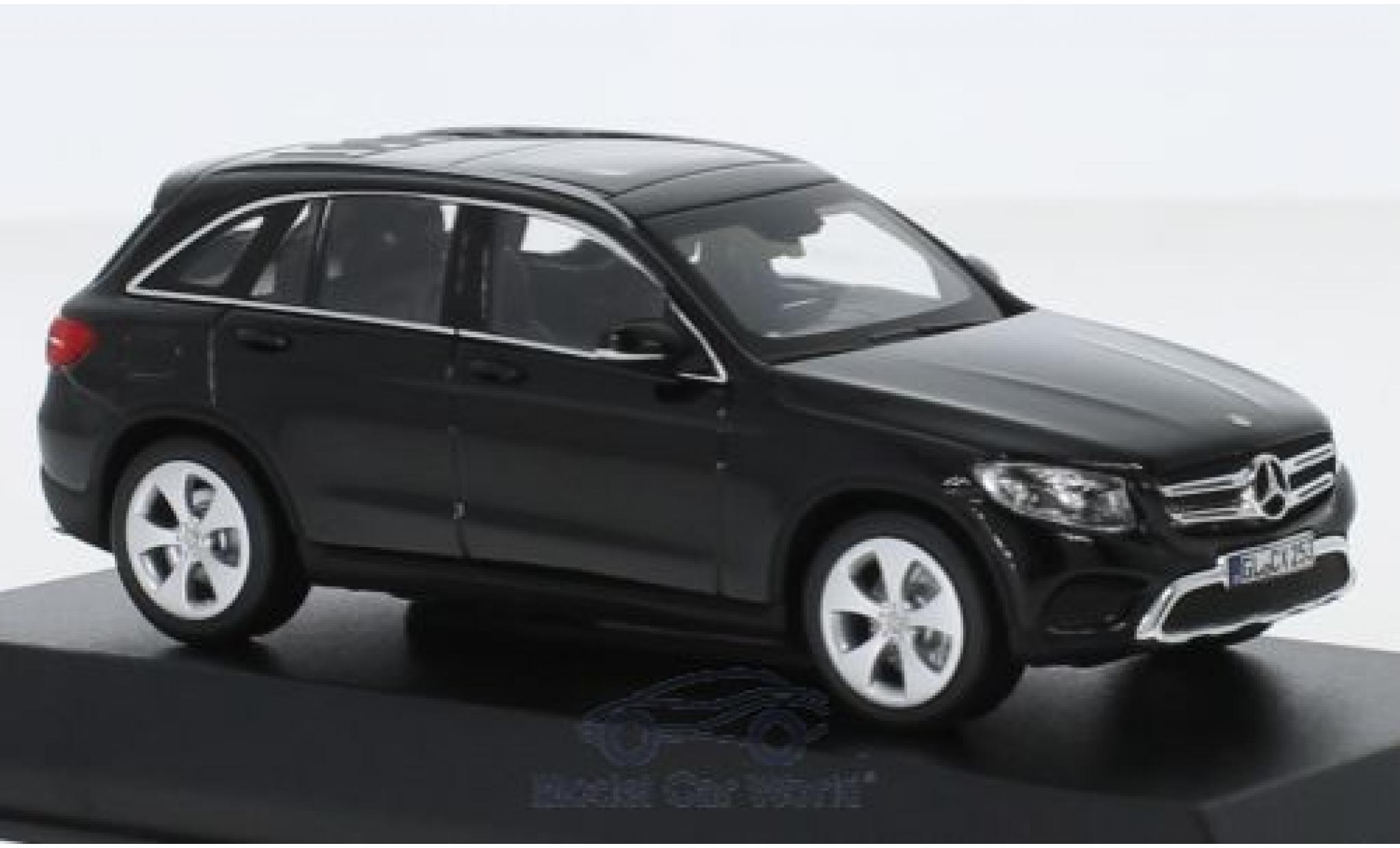 Mercedes Classe GLC 1/43 Norev GLC noire 2015