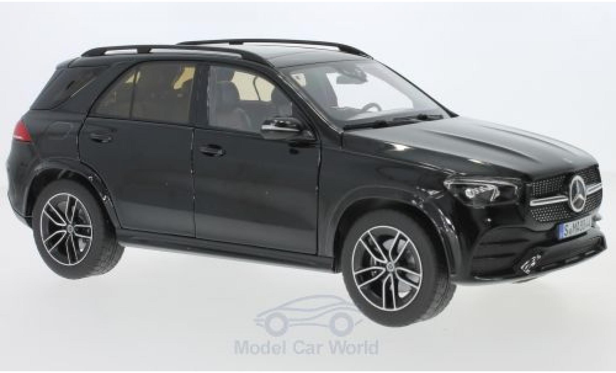 Mercedes Classe GLE 1/18 Norev GLE negro 2019