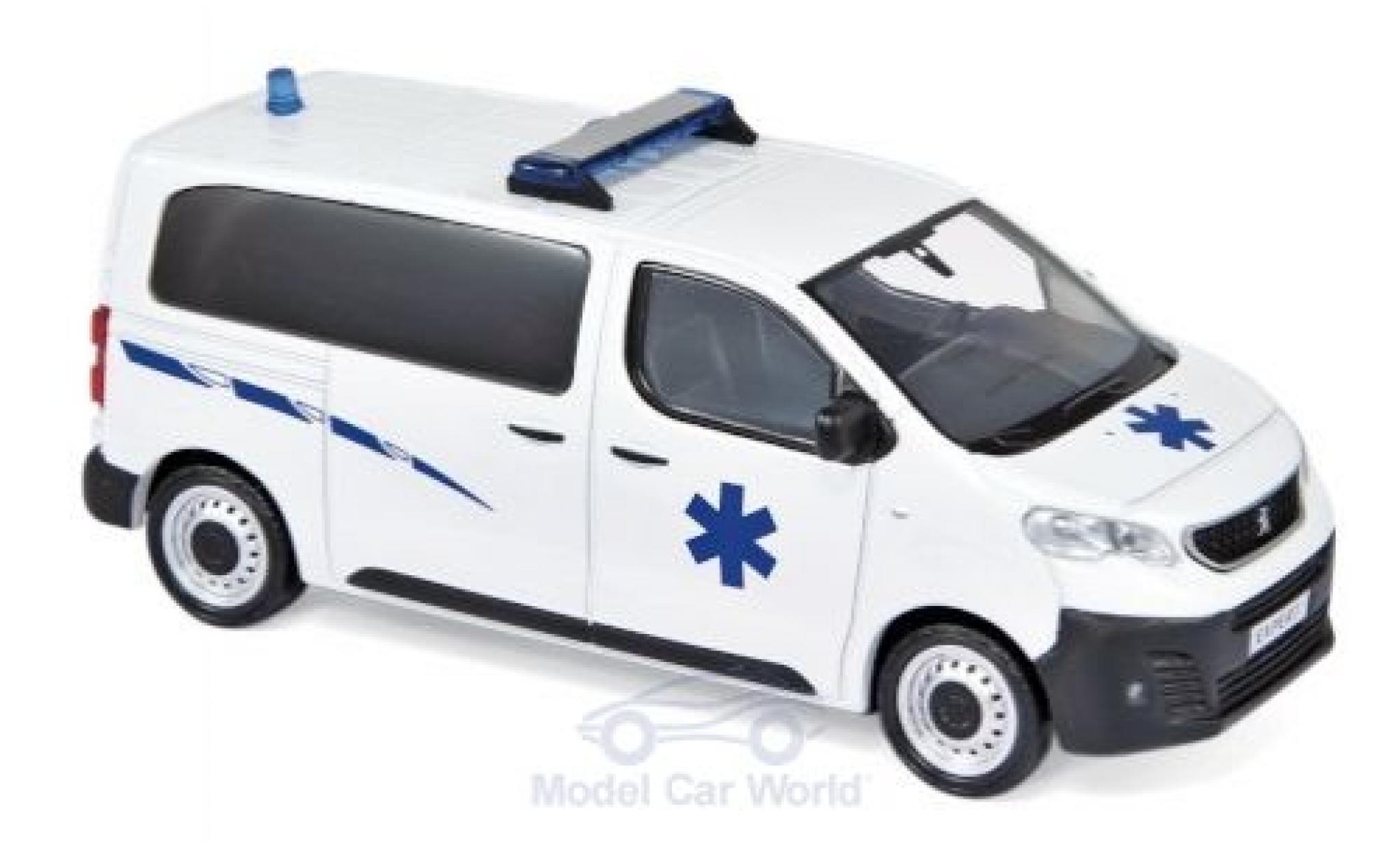 Peugeot Expert 1/43 Norev Ambulance 2016