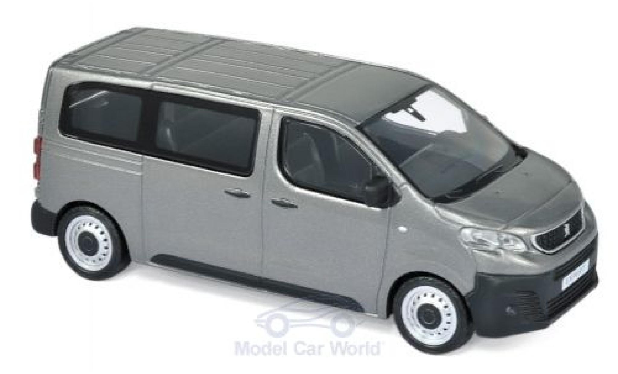 Peugeot Expert 1/43 Norev metallise grau 2016