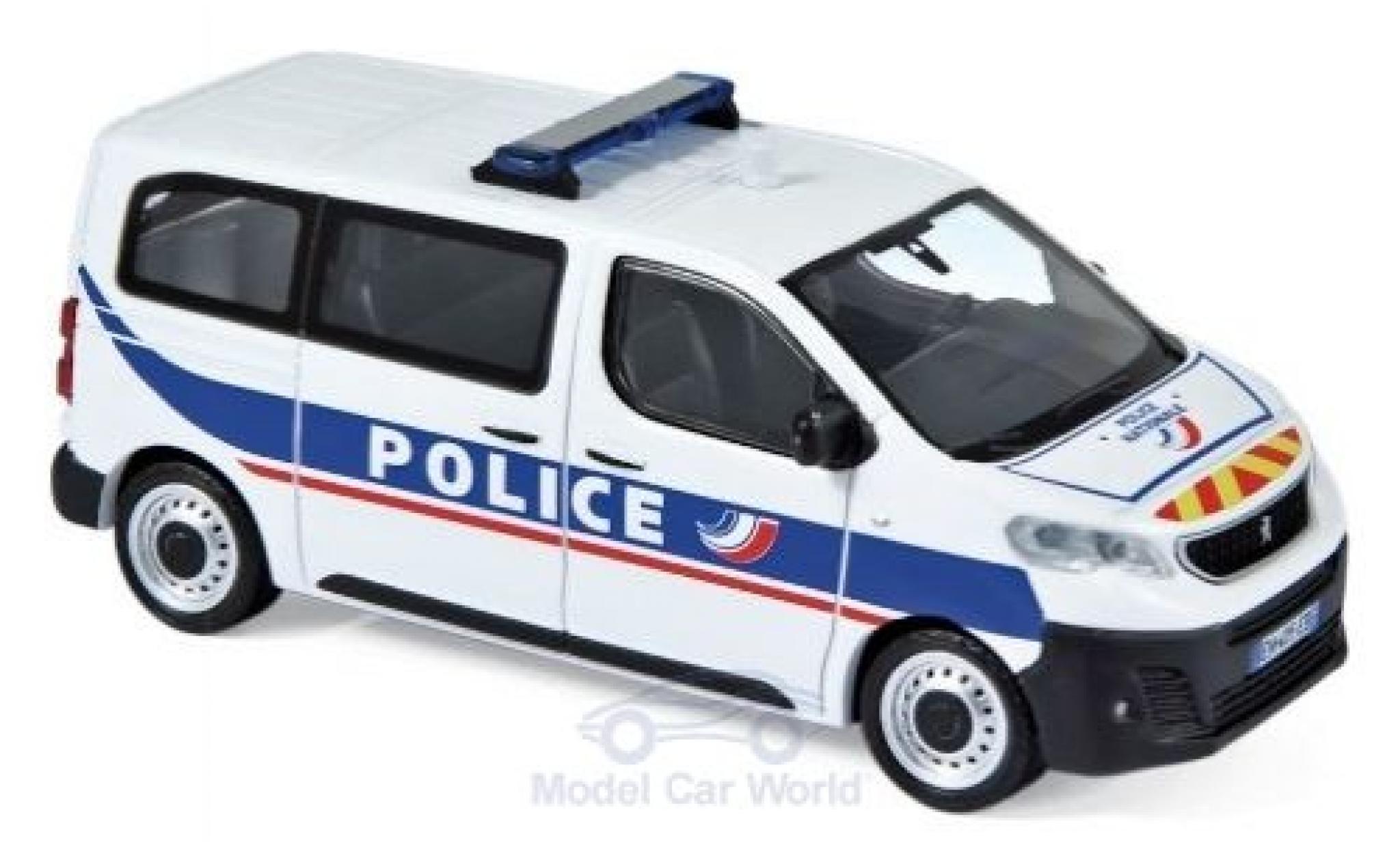 Peugeot Expert 1/43 Norev Police Nationale (F) 2016