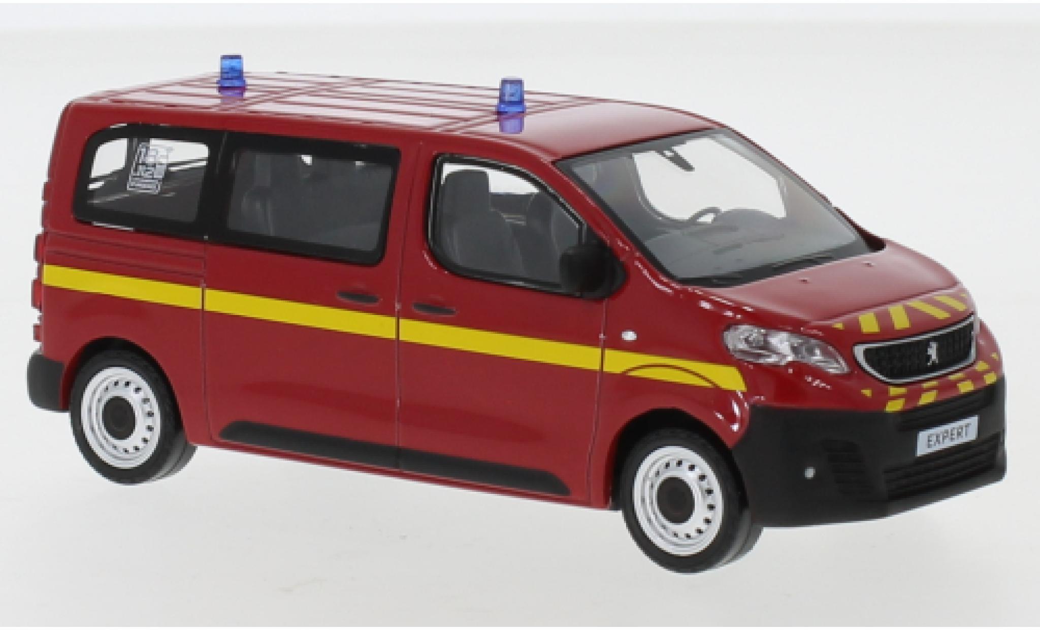 Peugeot Expert 1/43 Norev Pompiers (F) 2016 pompiers